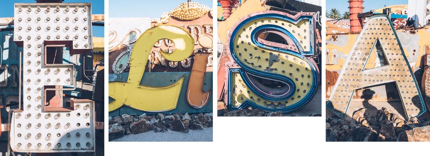 Neon Museum, Las Vegas, USA