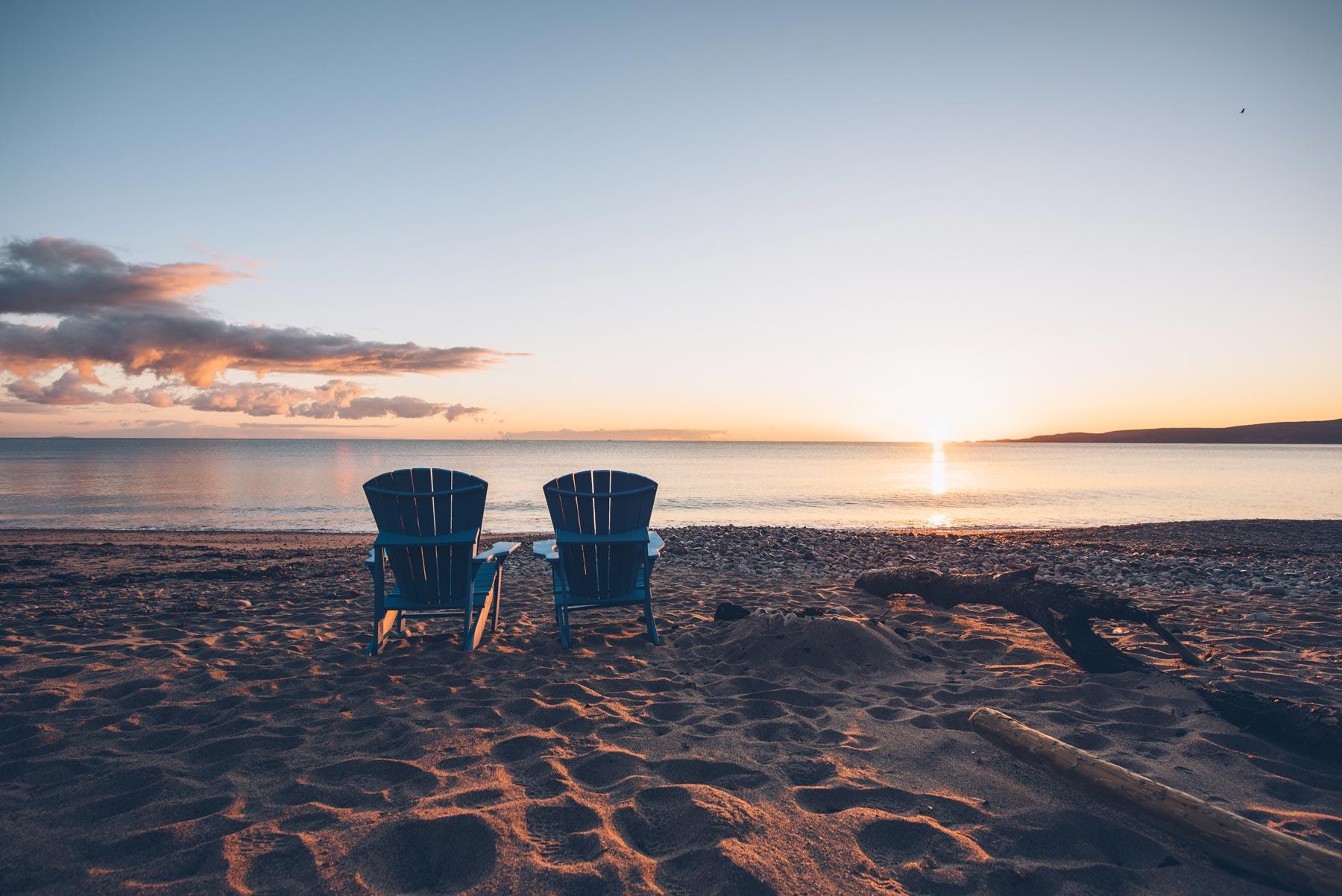 Plage Cape Breton