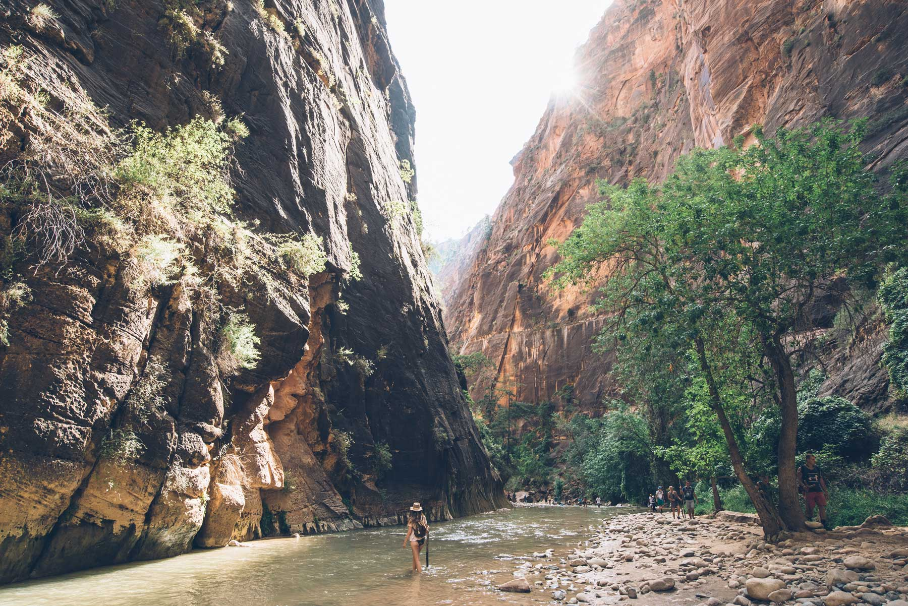 The Narrow, Zion, USA