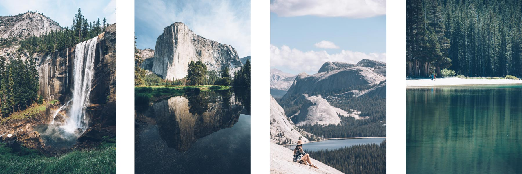 Road trip Ouest Américain: Yosemtie