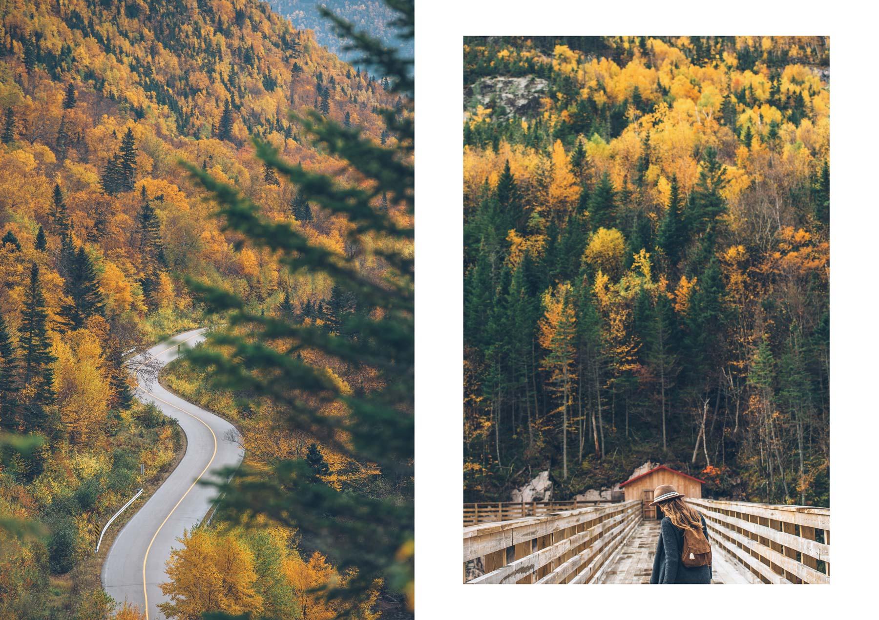 Parc Charlevoix, Hautes Gorges
