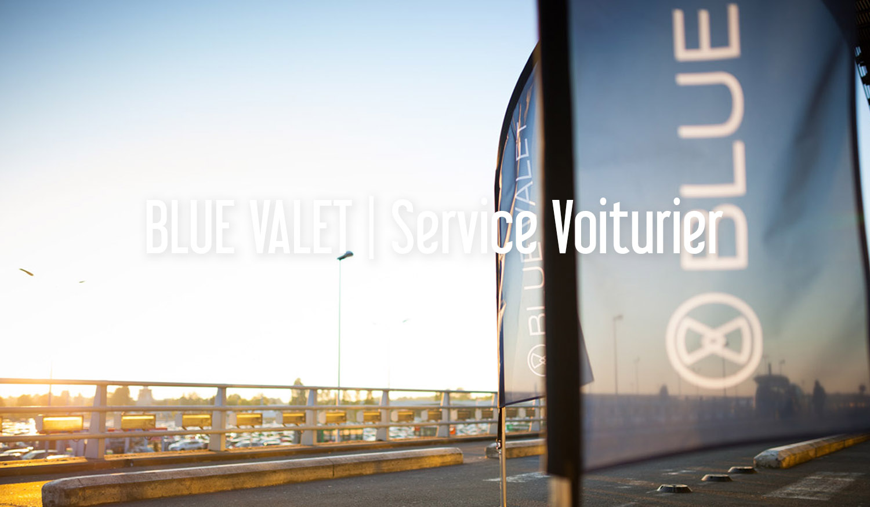 Blue Valet, Service Voiturier