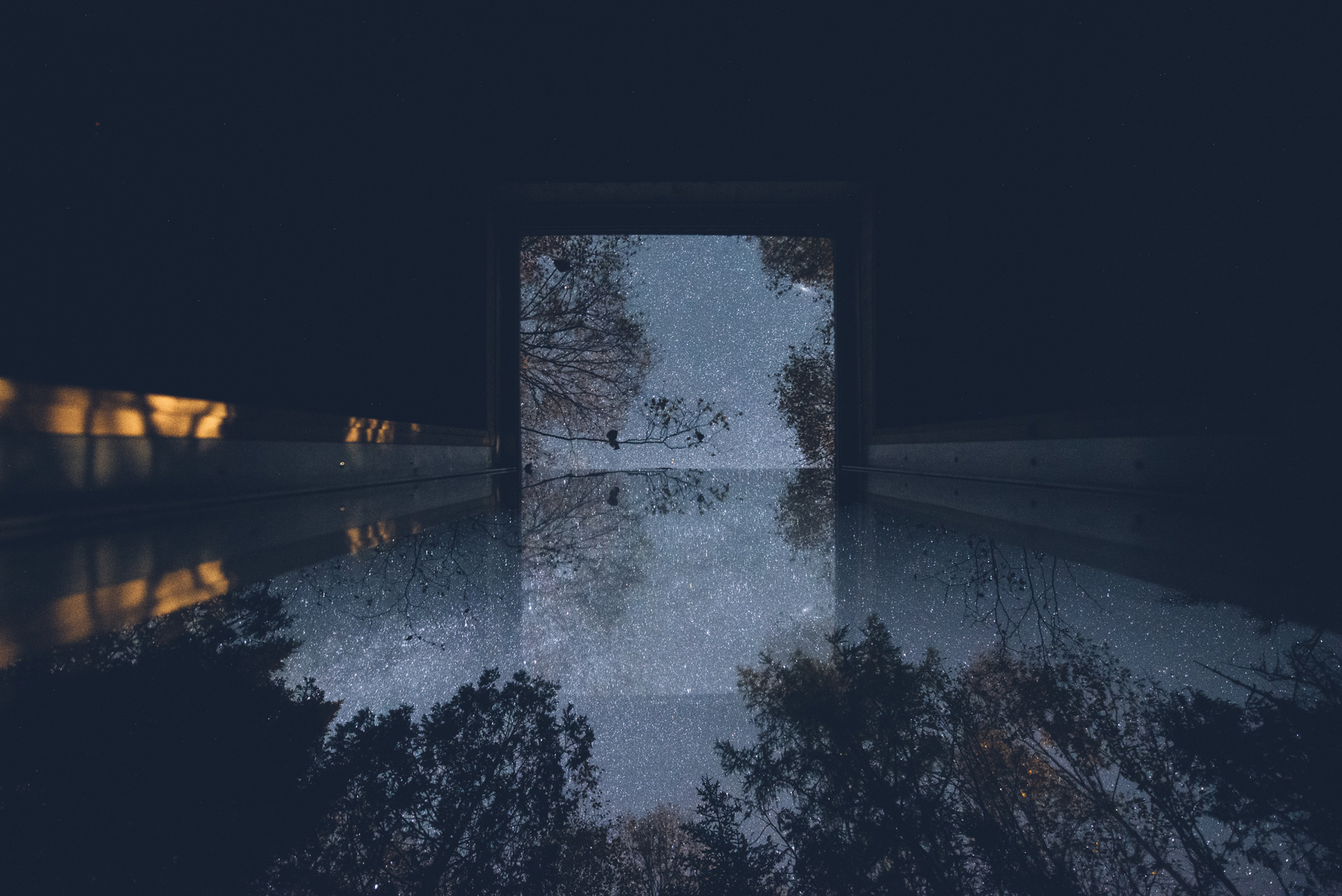 Nuit sous les étoiles, Canada