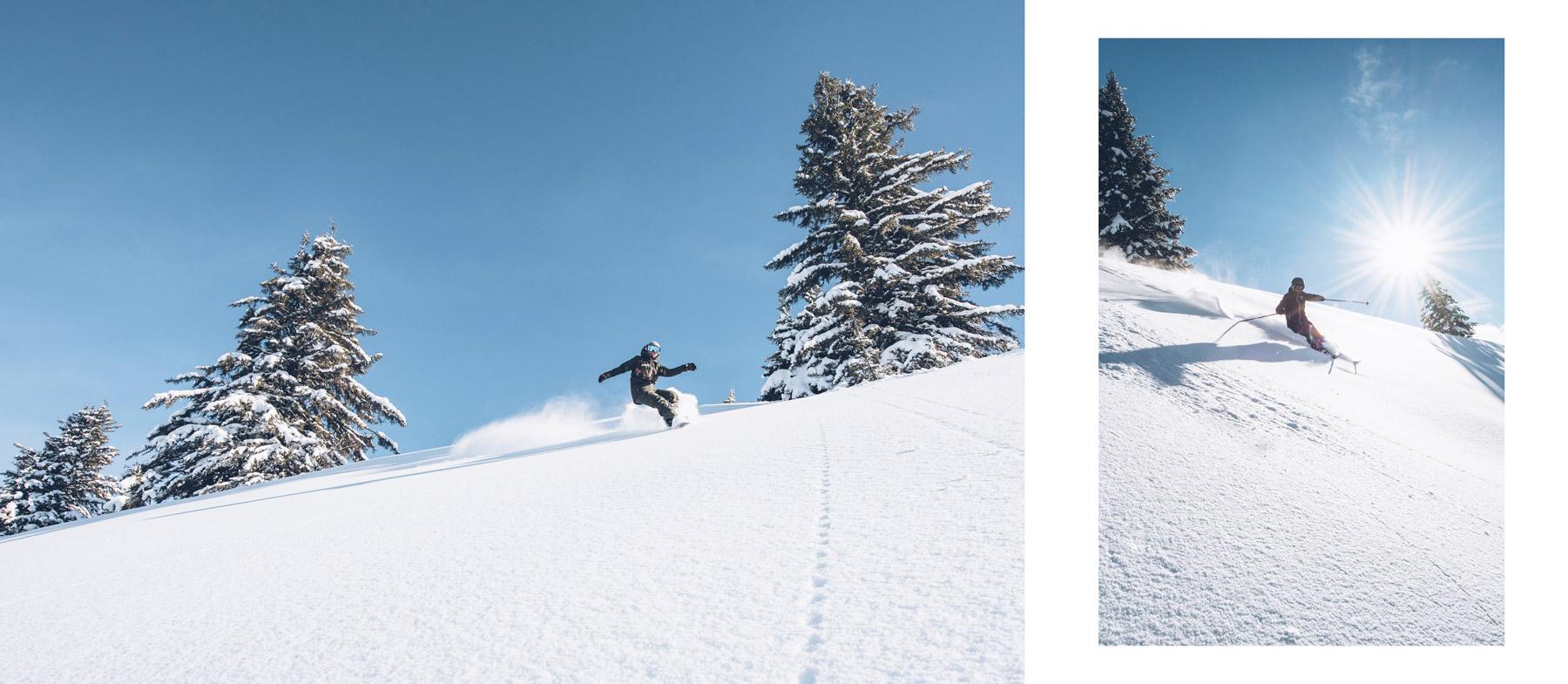 Ski et Snowboard à Avoriaz
