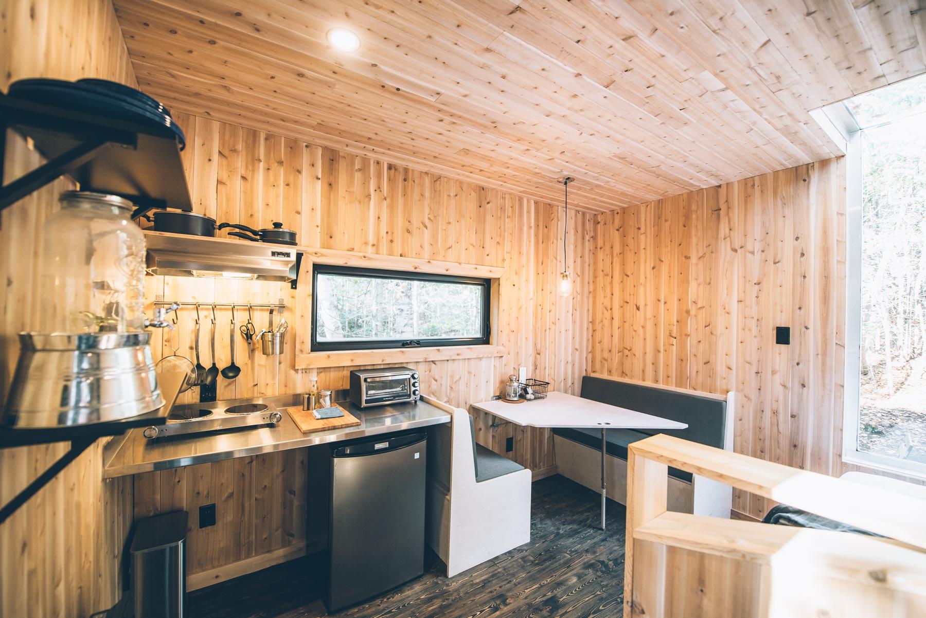 Cabane éco Design Canada