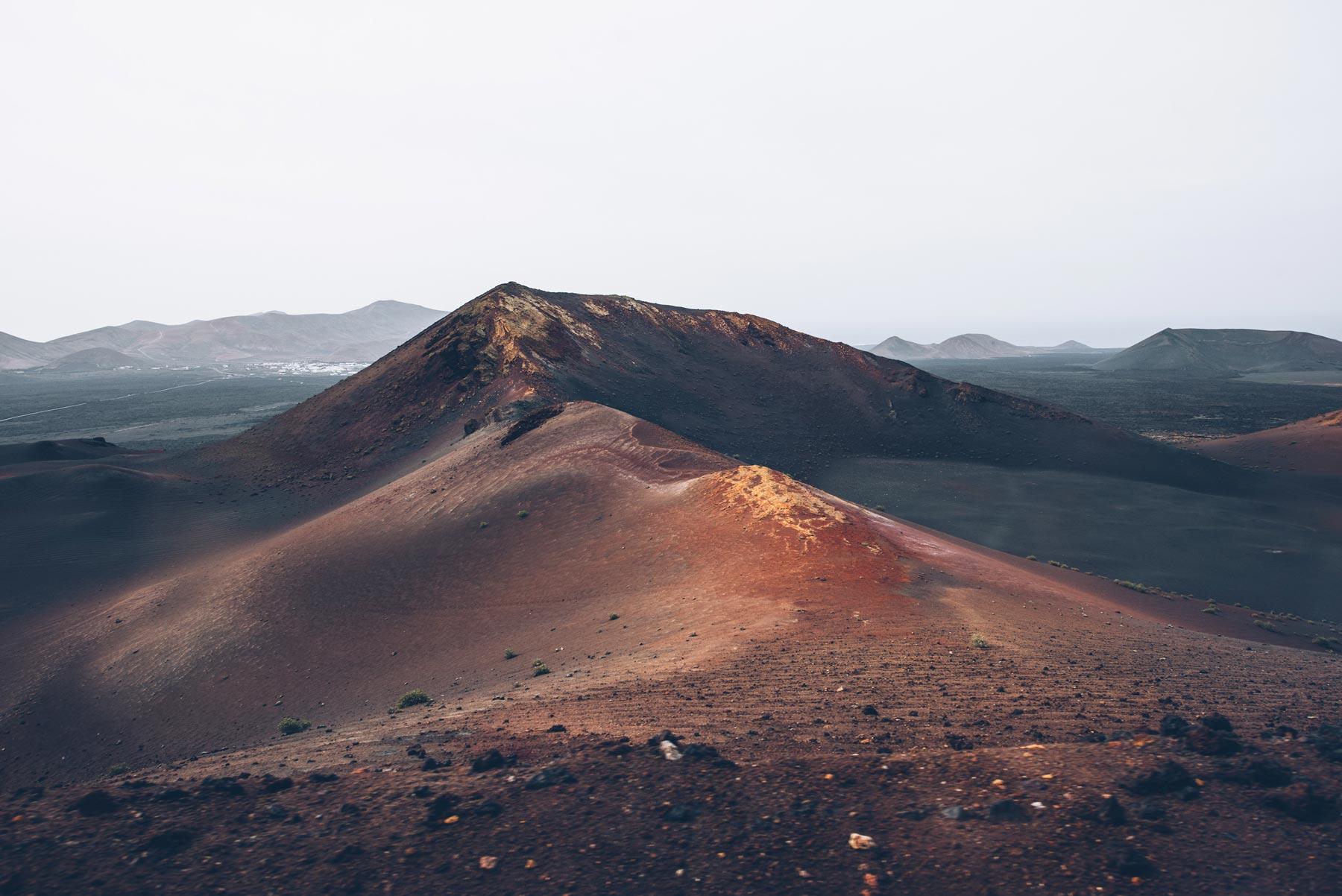 Parc National Timanfaya, Lanzarote