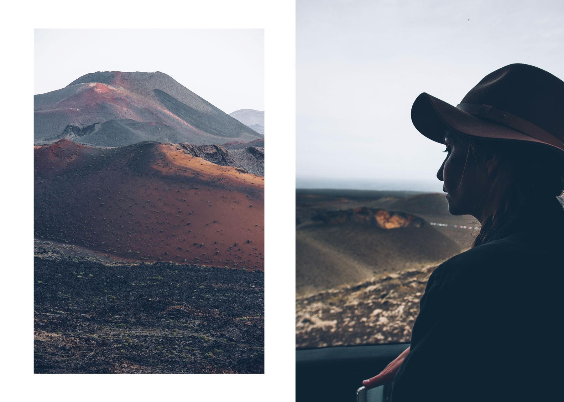 Parc des Volcans, Lanzarote