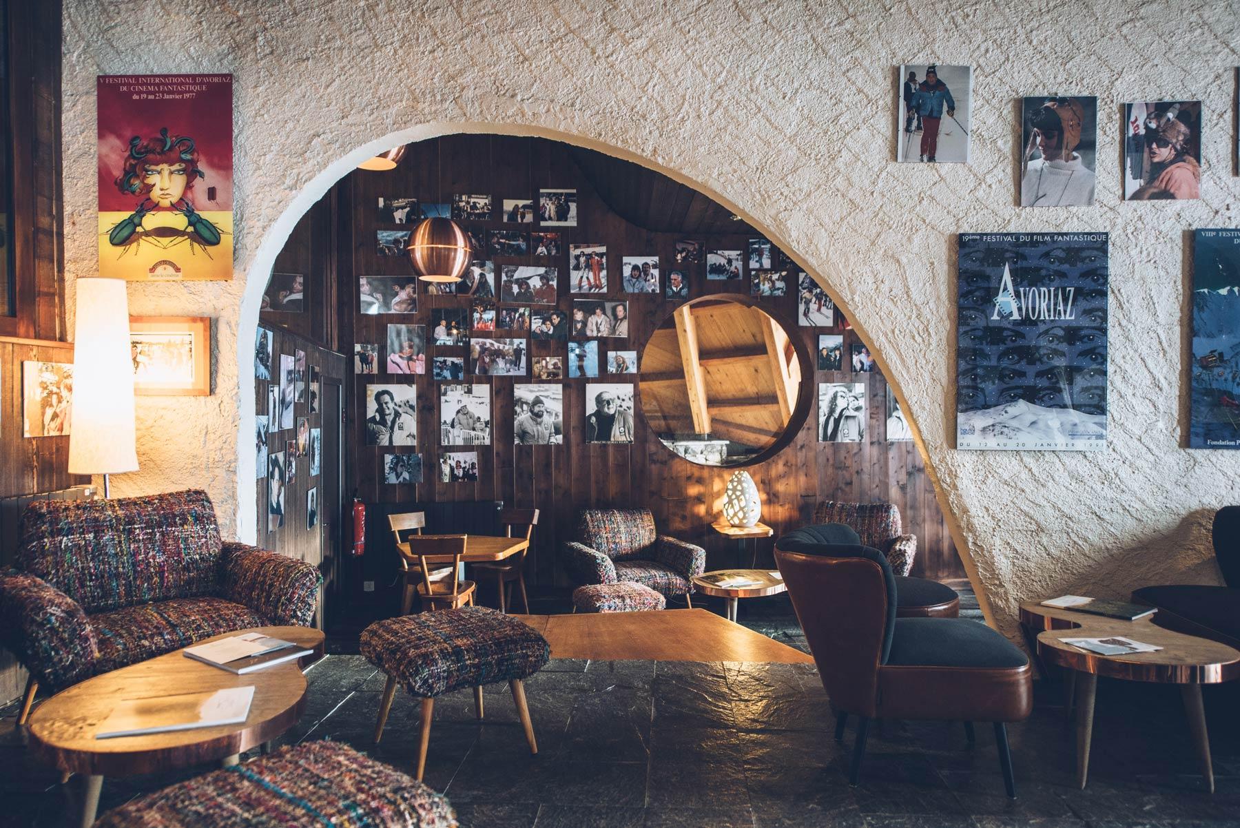 Bar Le Festival, Hotel des Dromonts, Avoriaz