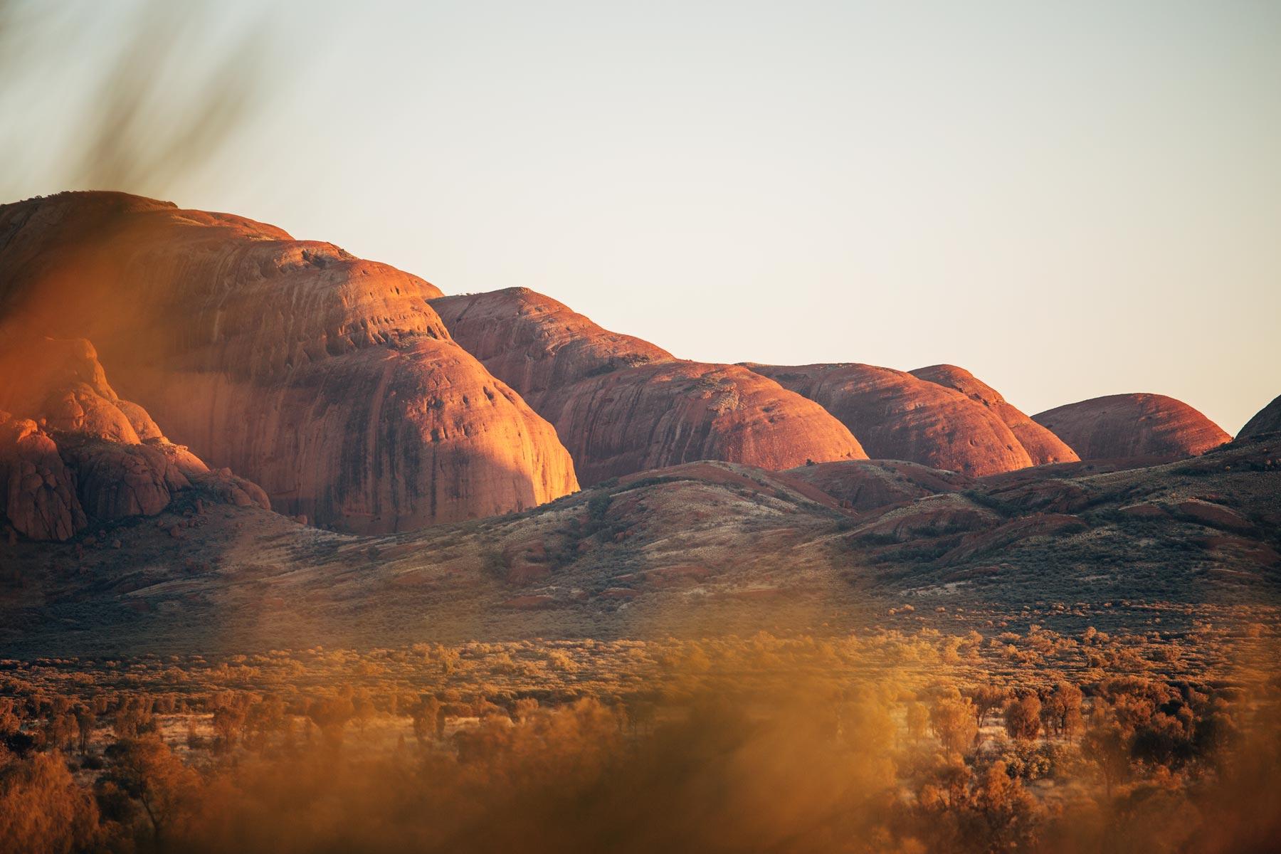 Kata Tjuta, Australie