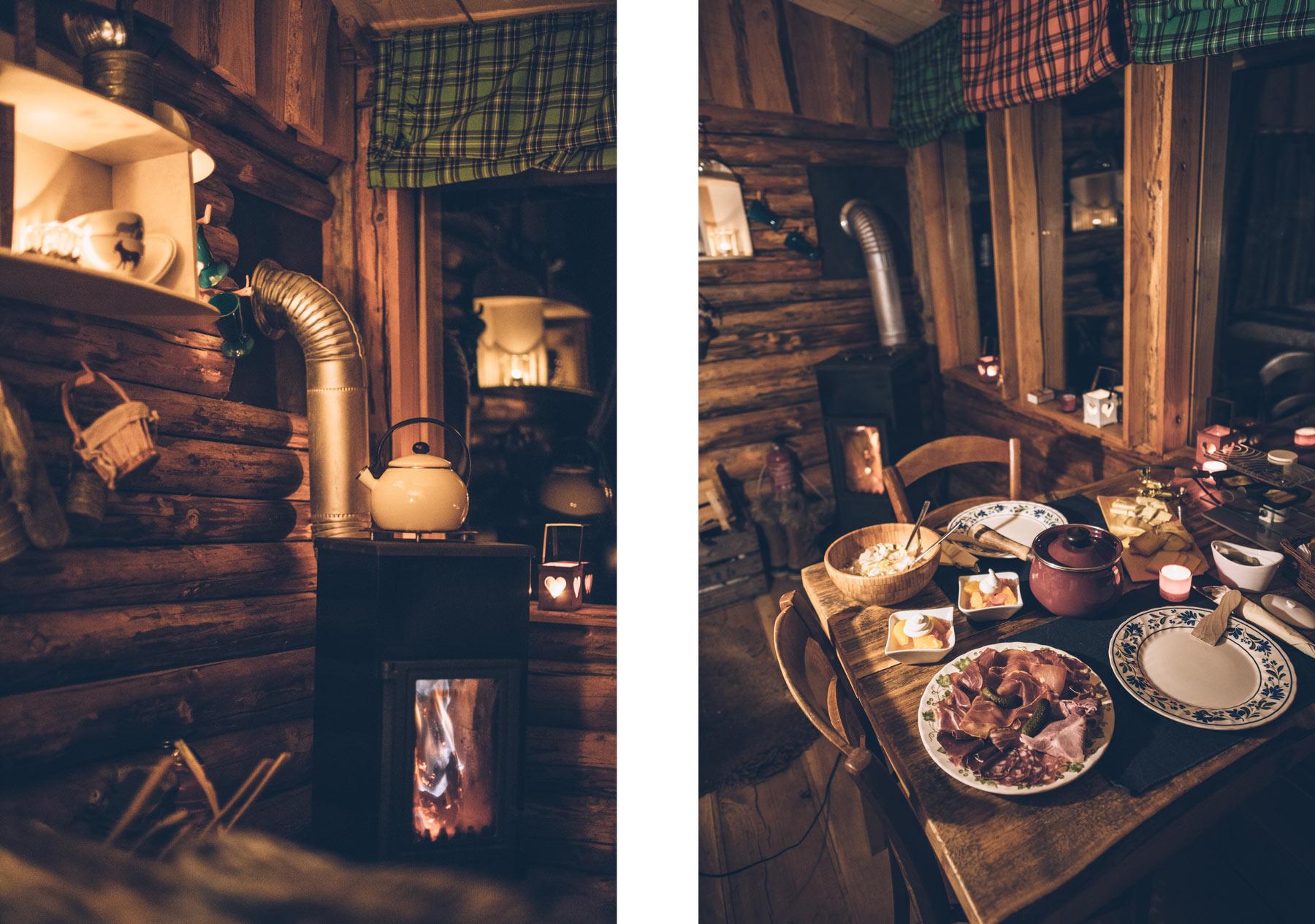 Dormir dans une Cabane dans le Jura