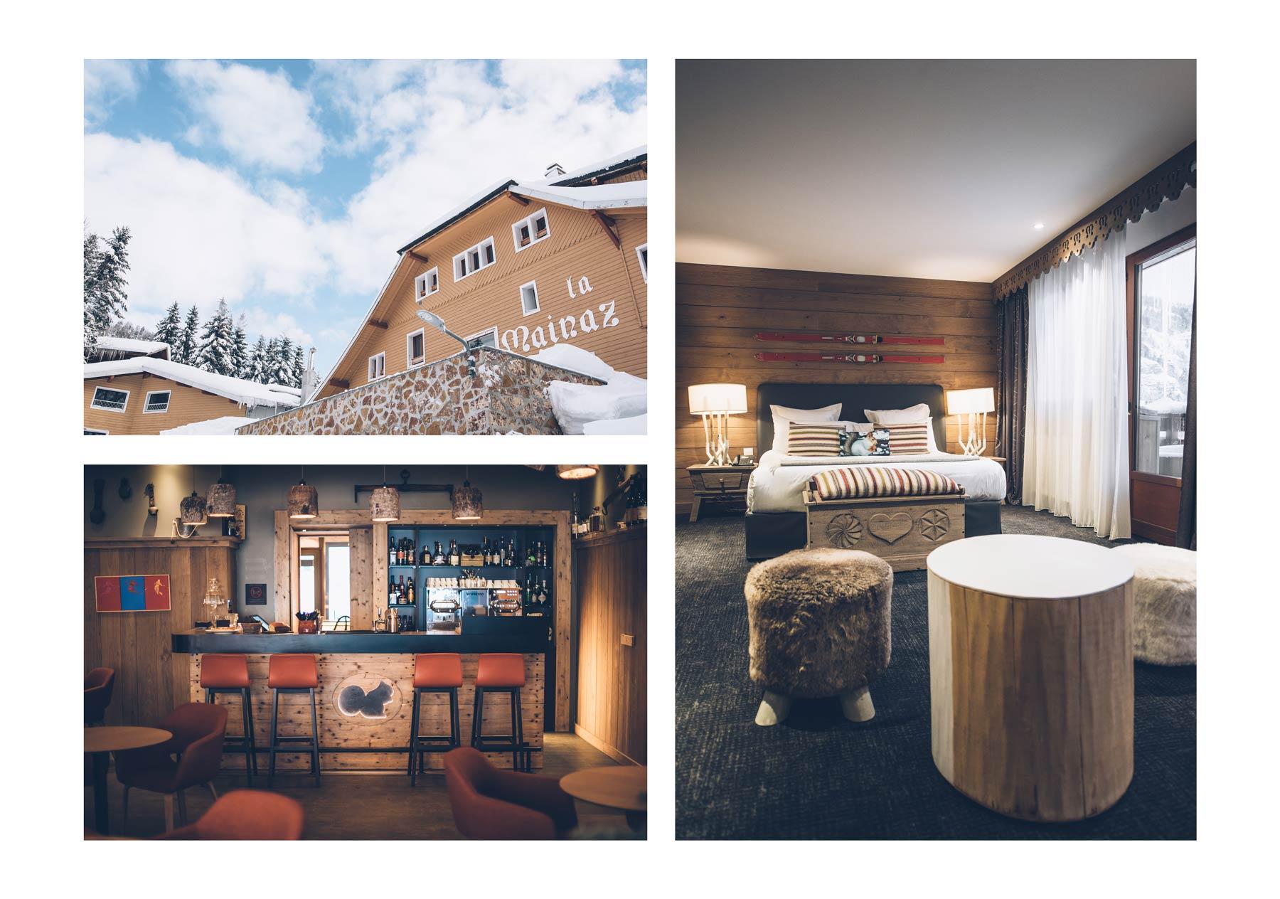 Hotel Design Jura: La Mainaz