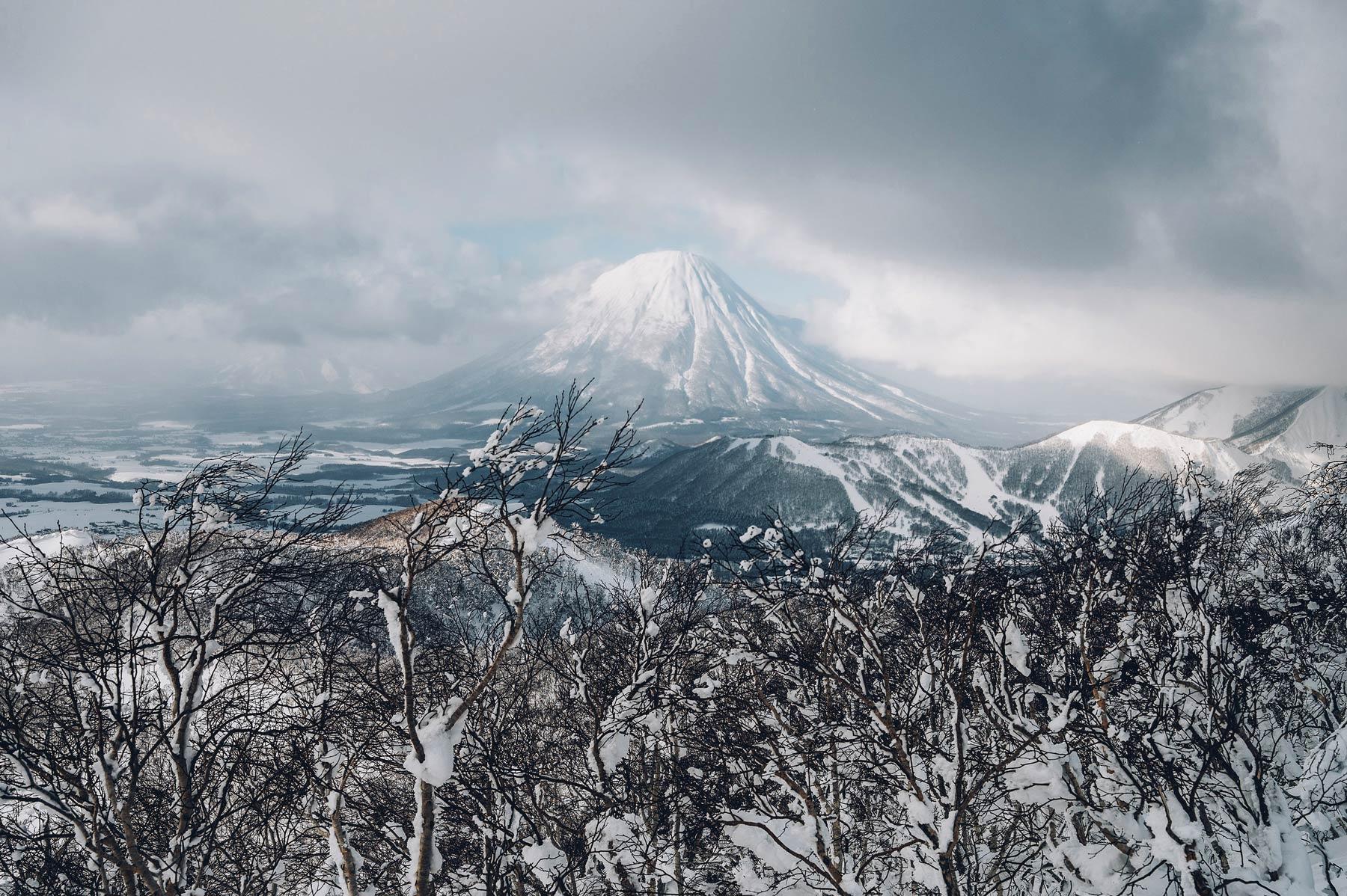 Mont Yotei, Japon