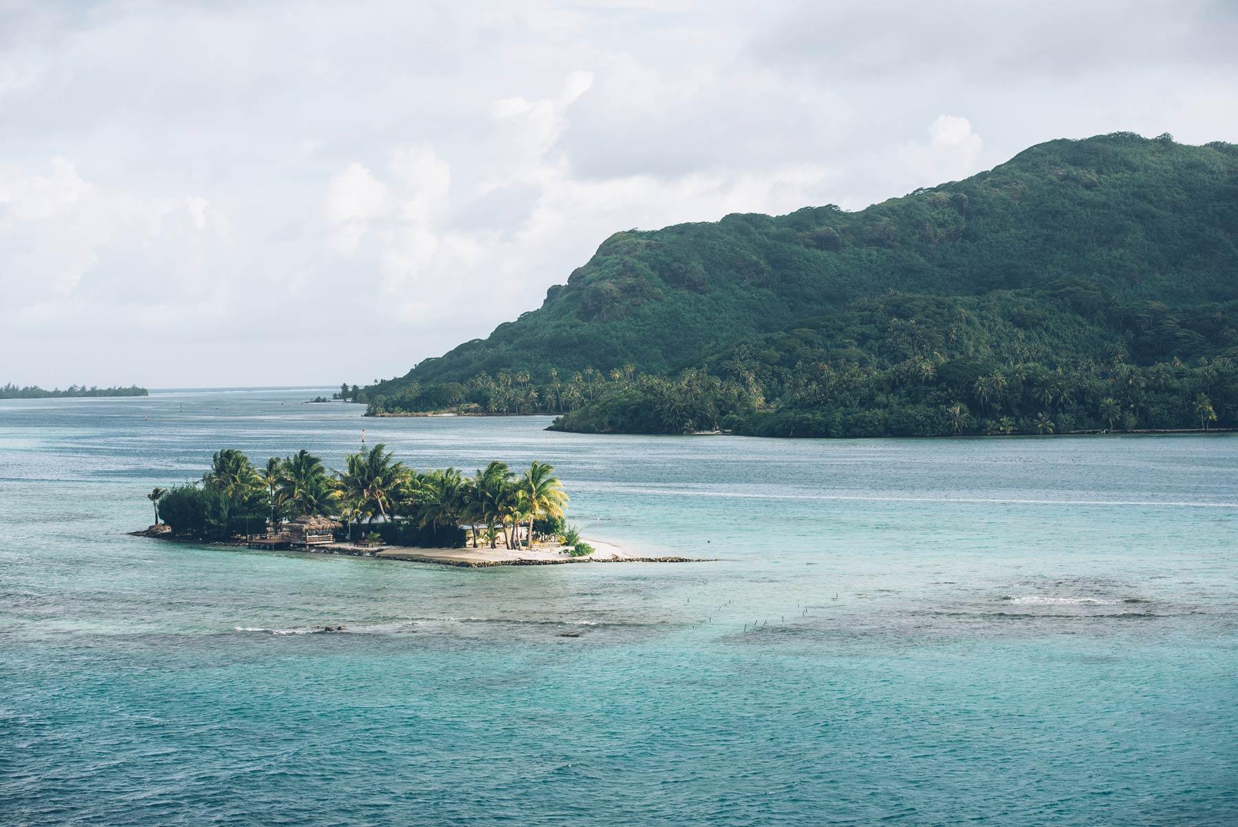 Huahine, Polynésie