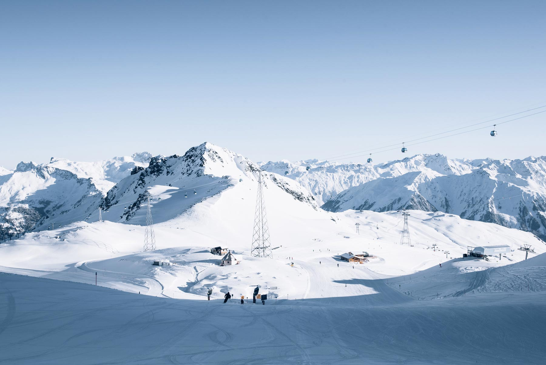Domaine de Parsenn, Davos