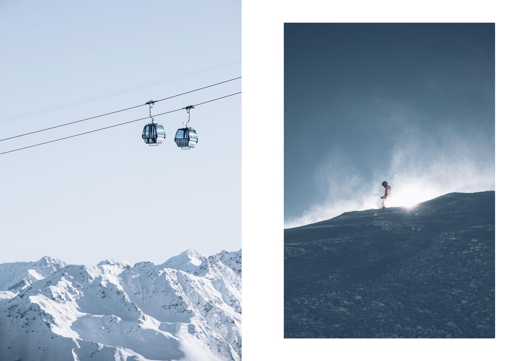Parsenn, Davos Klosters