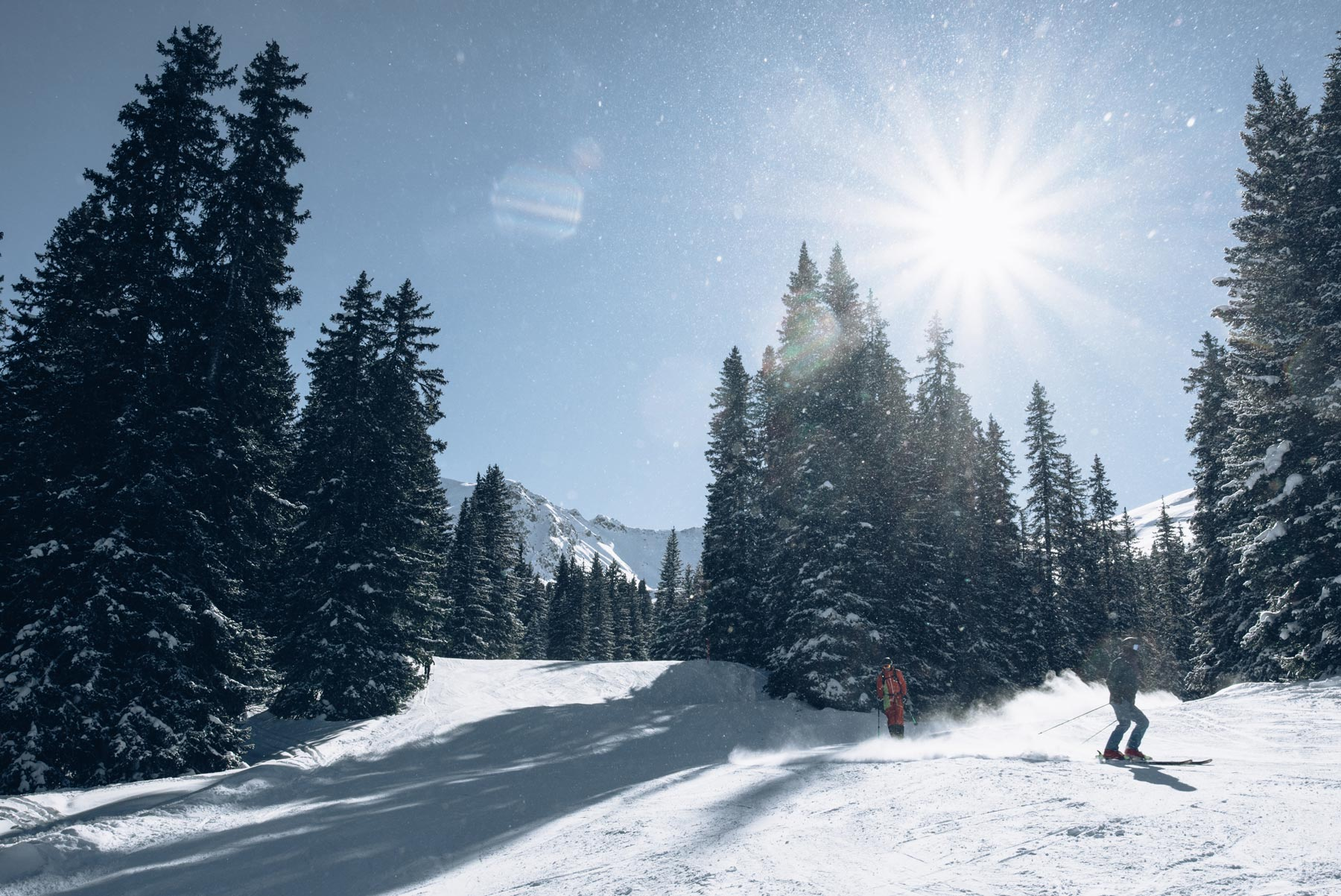 Domaine skiable de Parsenn