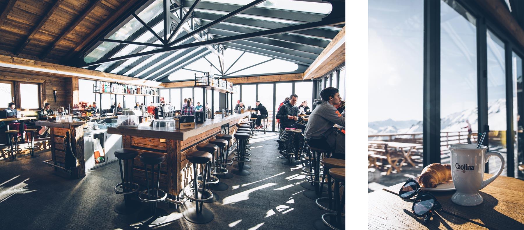 Totalp Restaurant sur les Pistes, Davos
