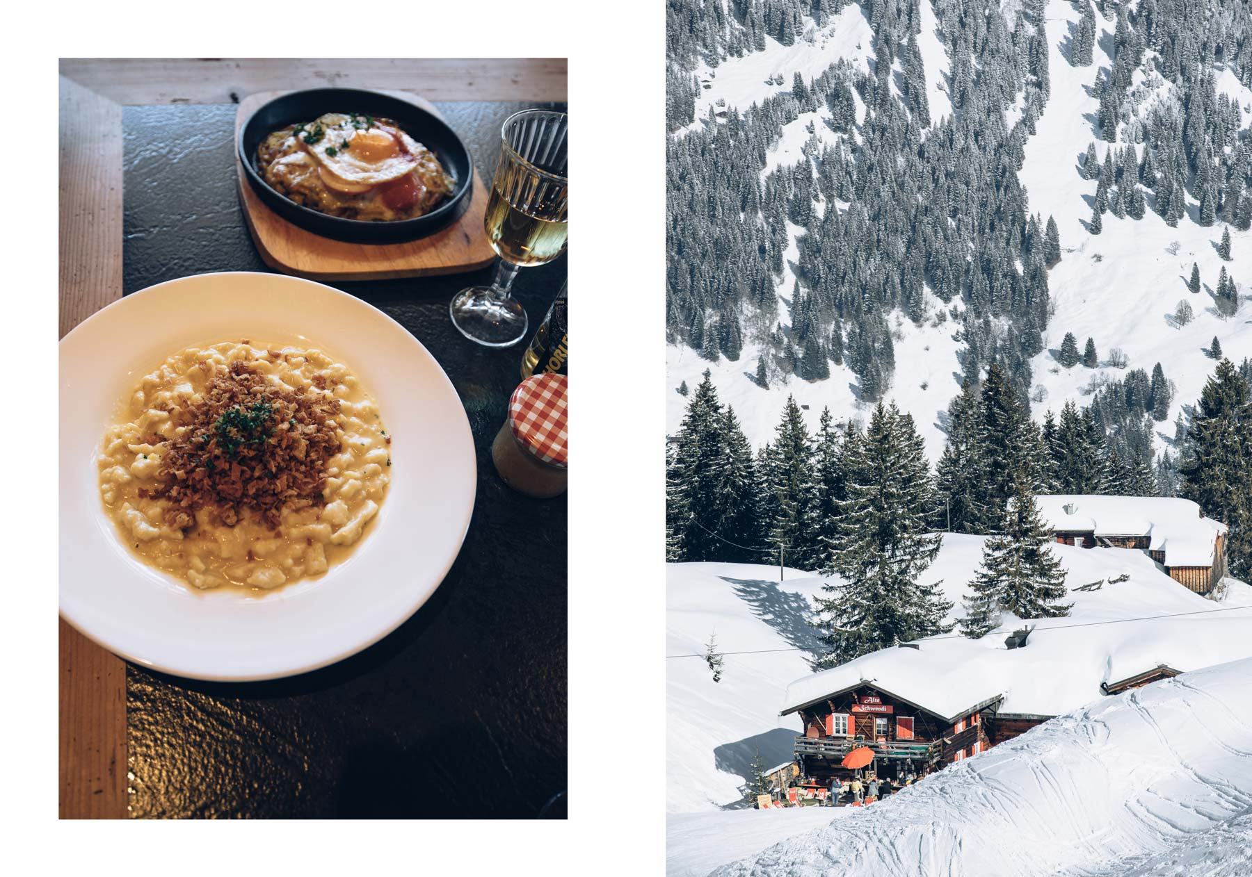 Berghaus Alte Schwendi, Davos