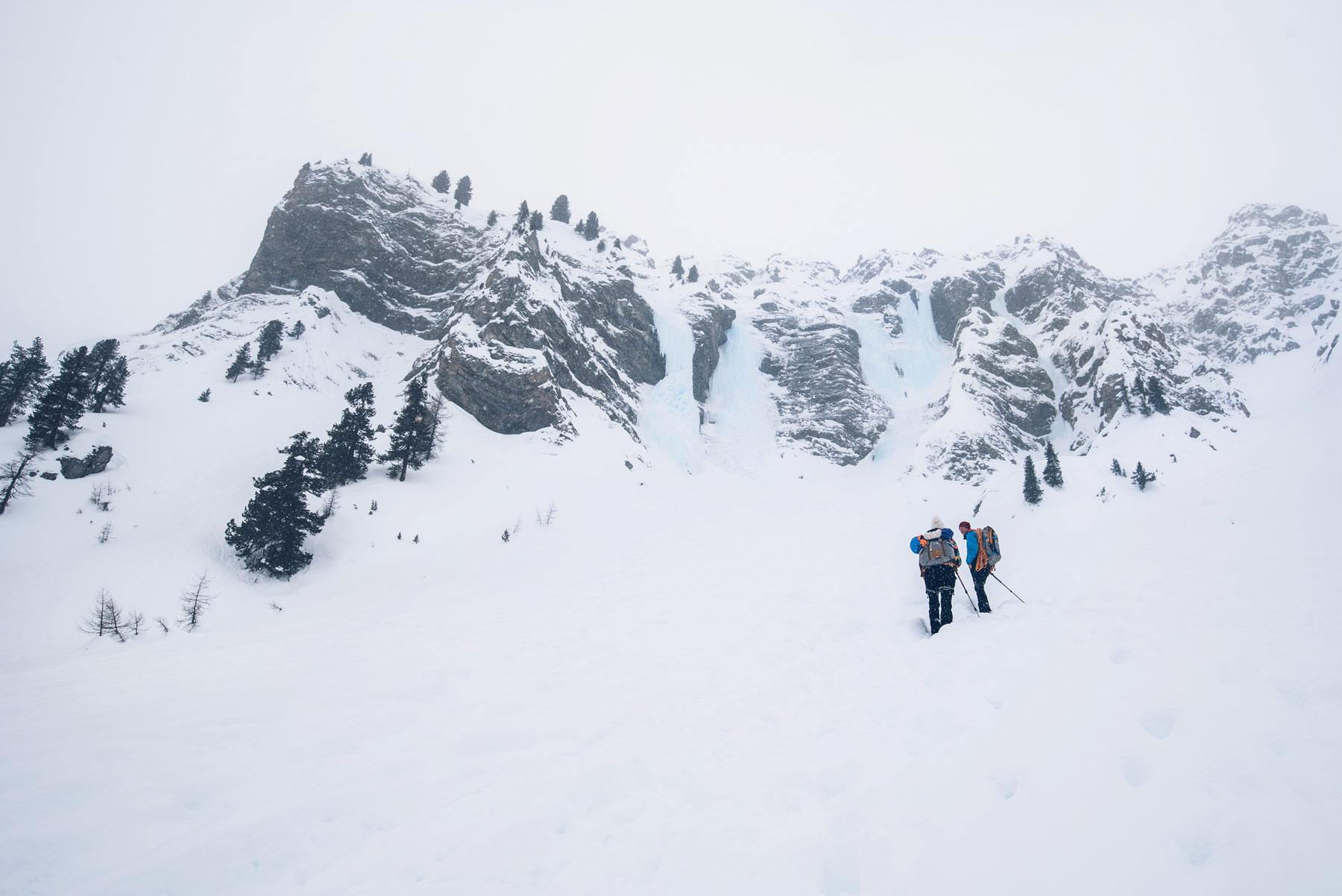 Vallée de Sertig, Davos