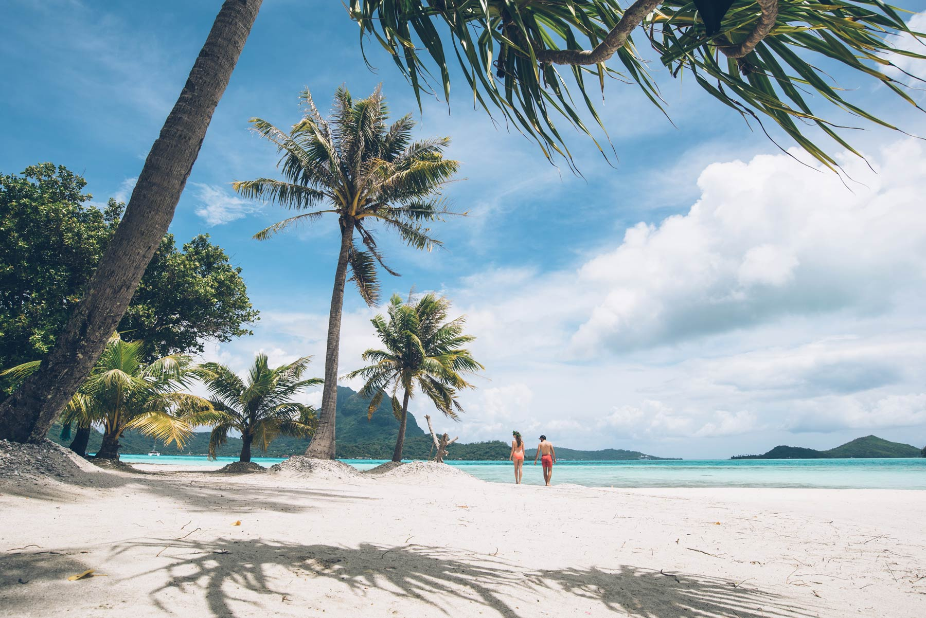 Bora Bora, Polynésie Française