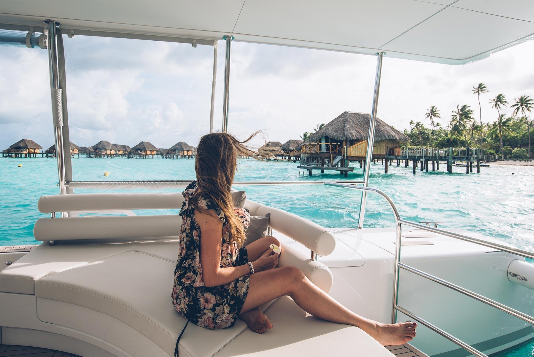 Pearl beach Resort, Bora Bora, Polynésie Française