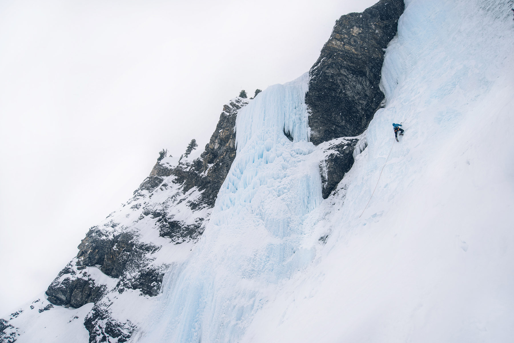 Ice Climbing, Switzerland