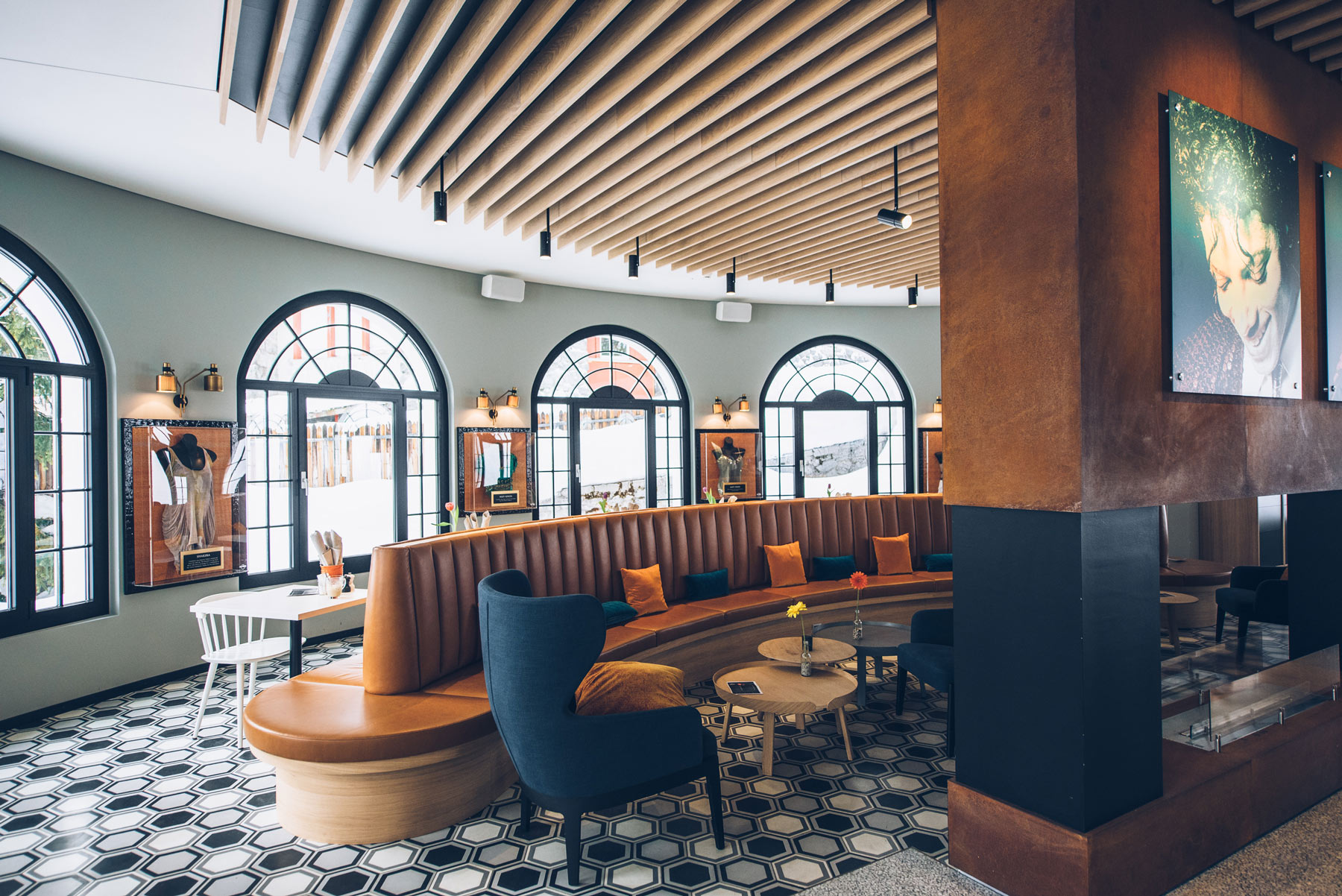Davos Hotel Design: Hard ROCK