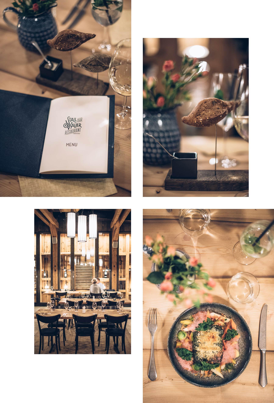 Stall Valär Restaurant, Davos