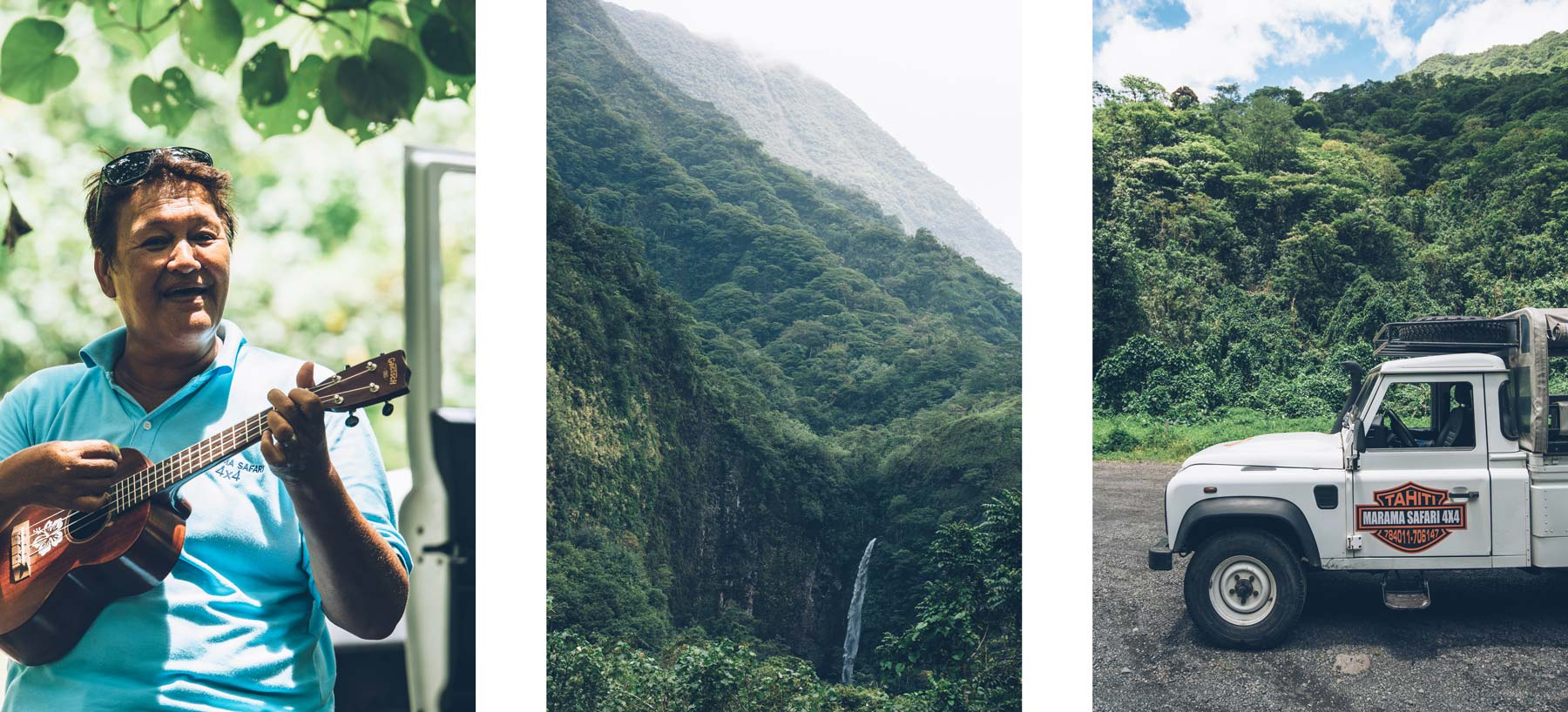 Vallée de Papeeno avec Marama Tours, Tahiti