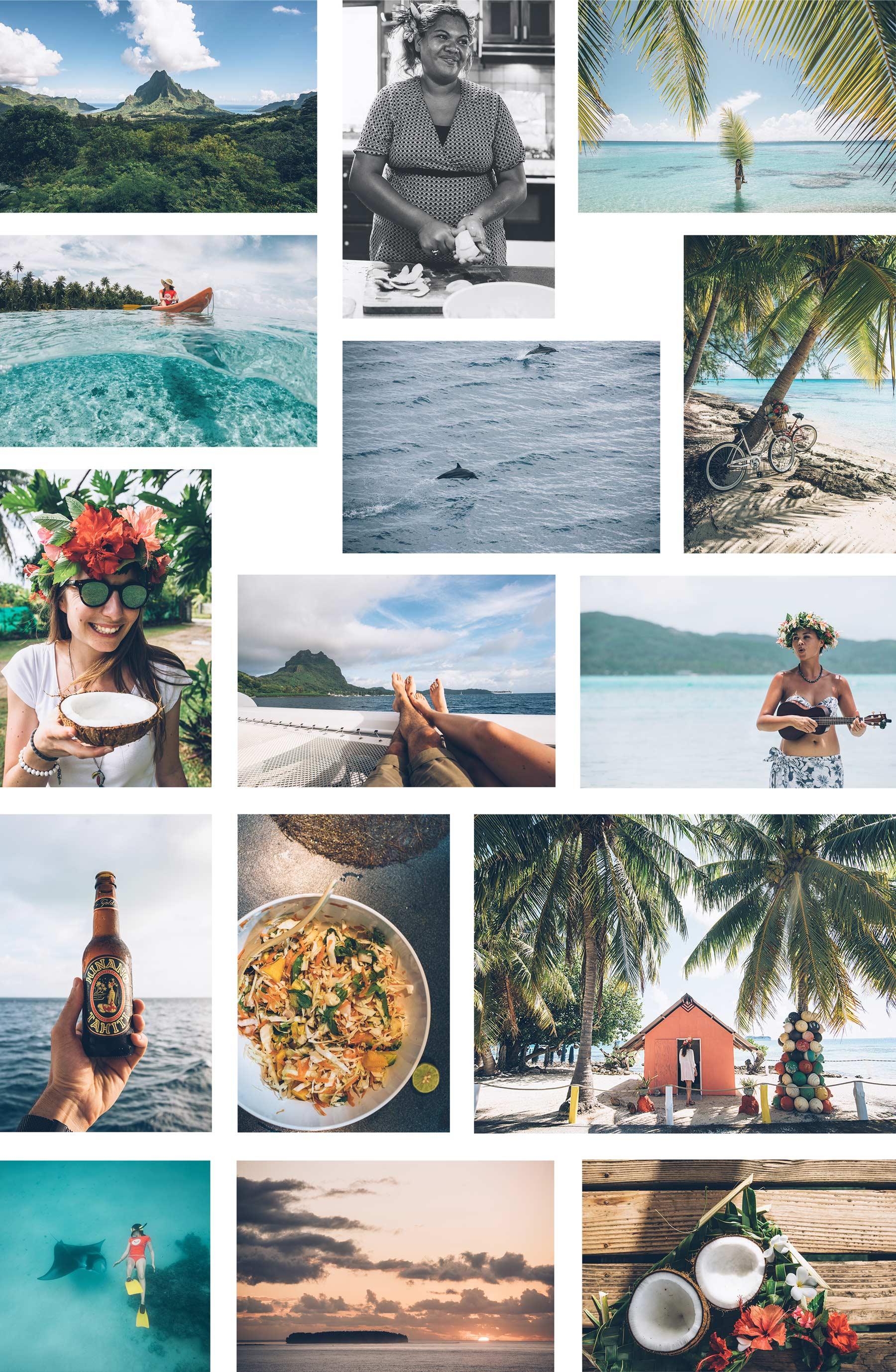 Que faire à Tahiti Polynésie Française?