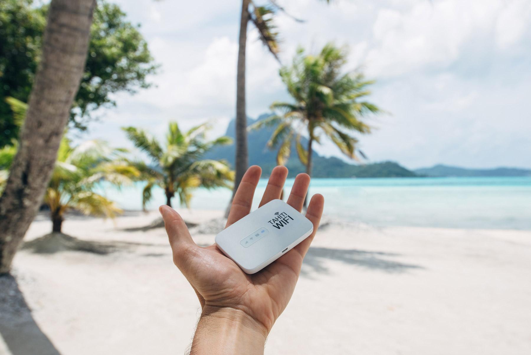 Tahiti Wifi