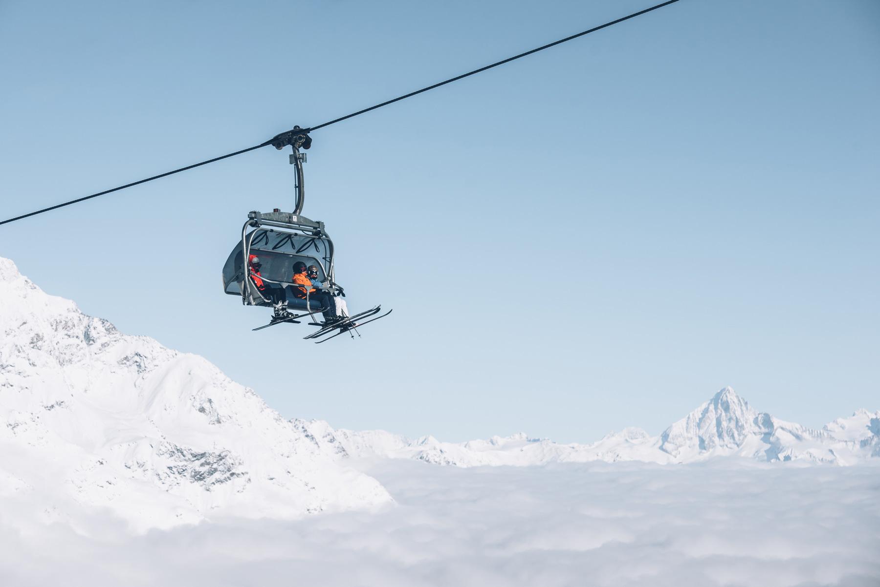 Paradis du Ski: Zermatt, Suisse