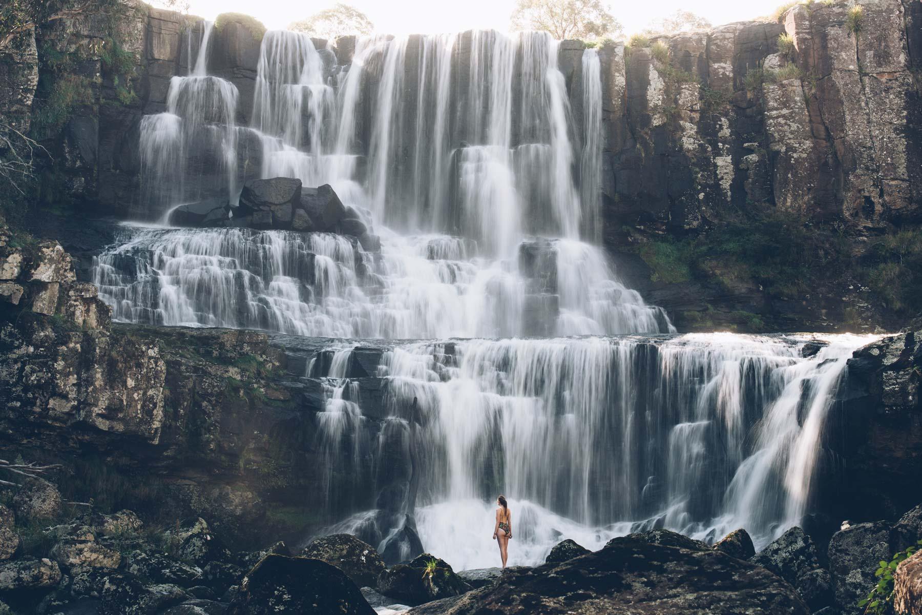 Ebor Falls, Cascade cote est, Australie