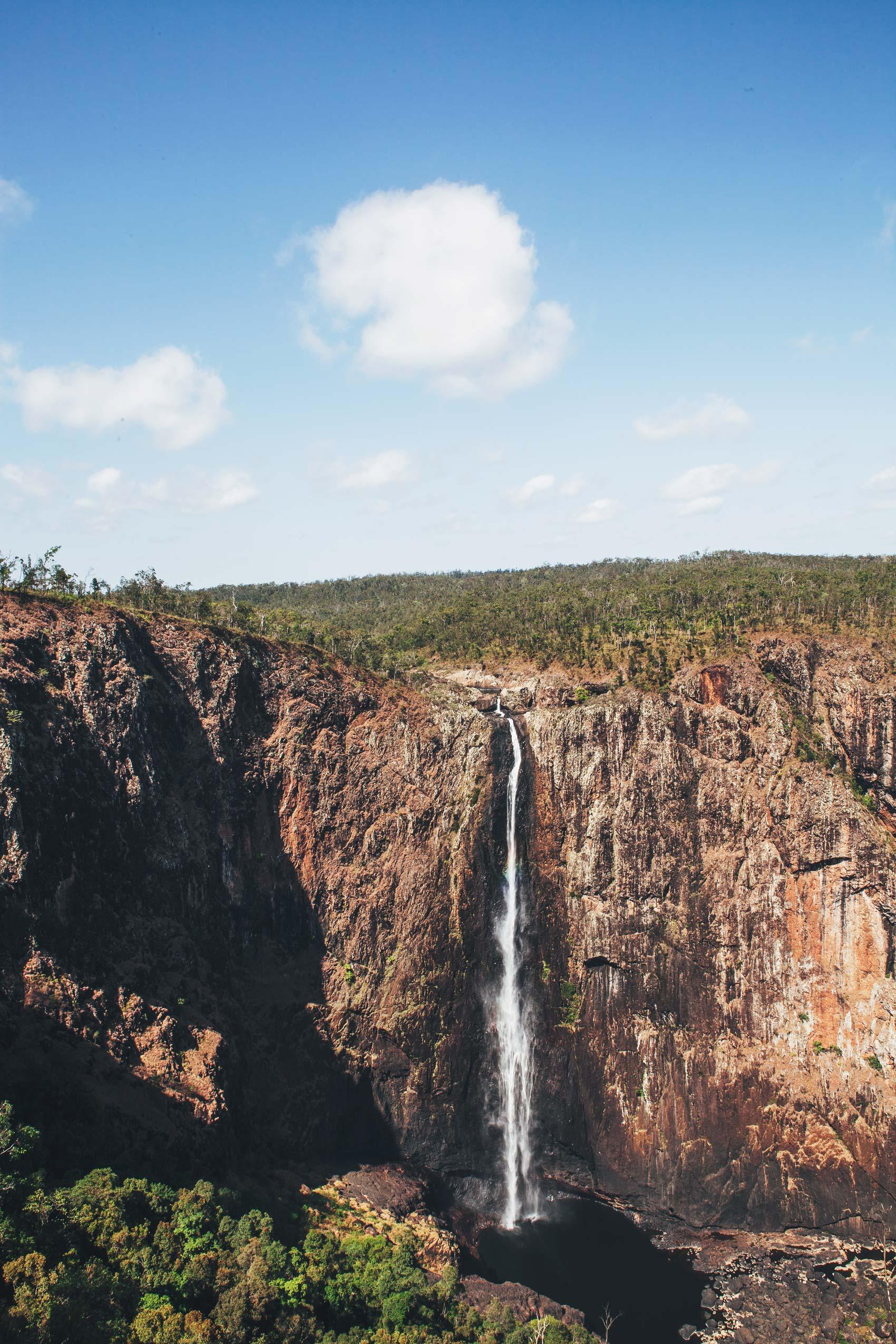 Wallaman Falls Australie
