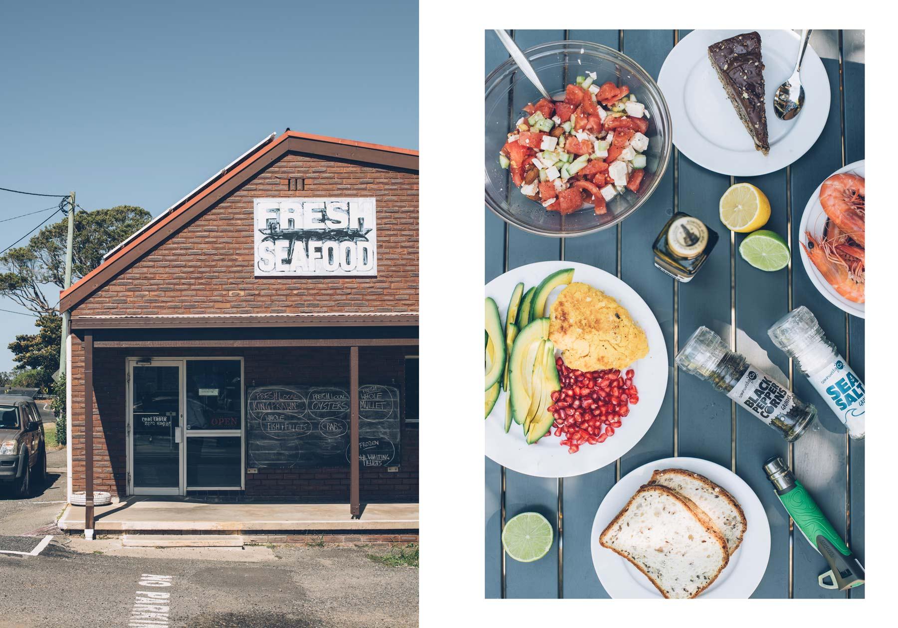 Sea Food Shop, Smoky Cape