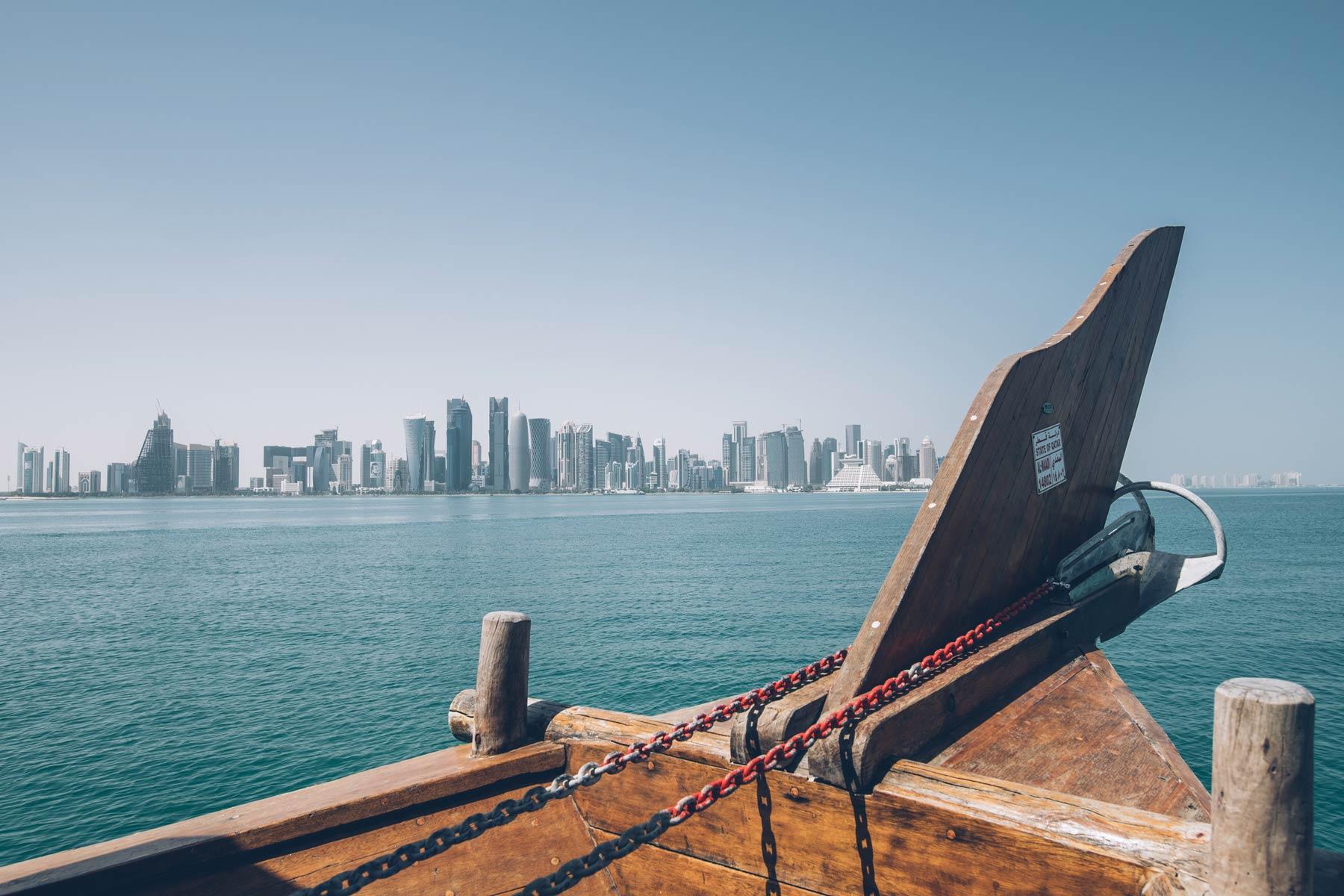 Dhow, Qatar