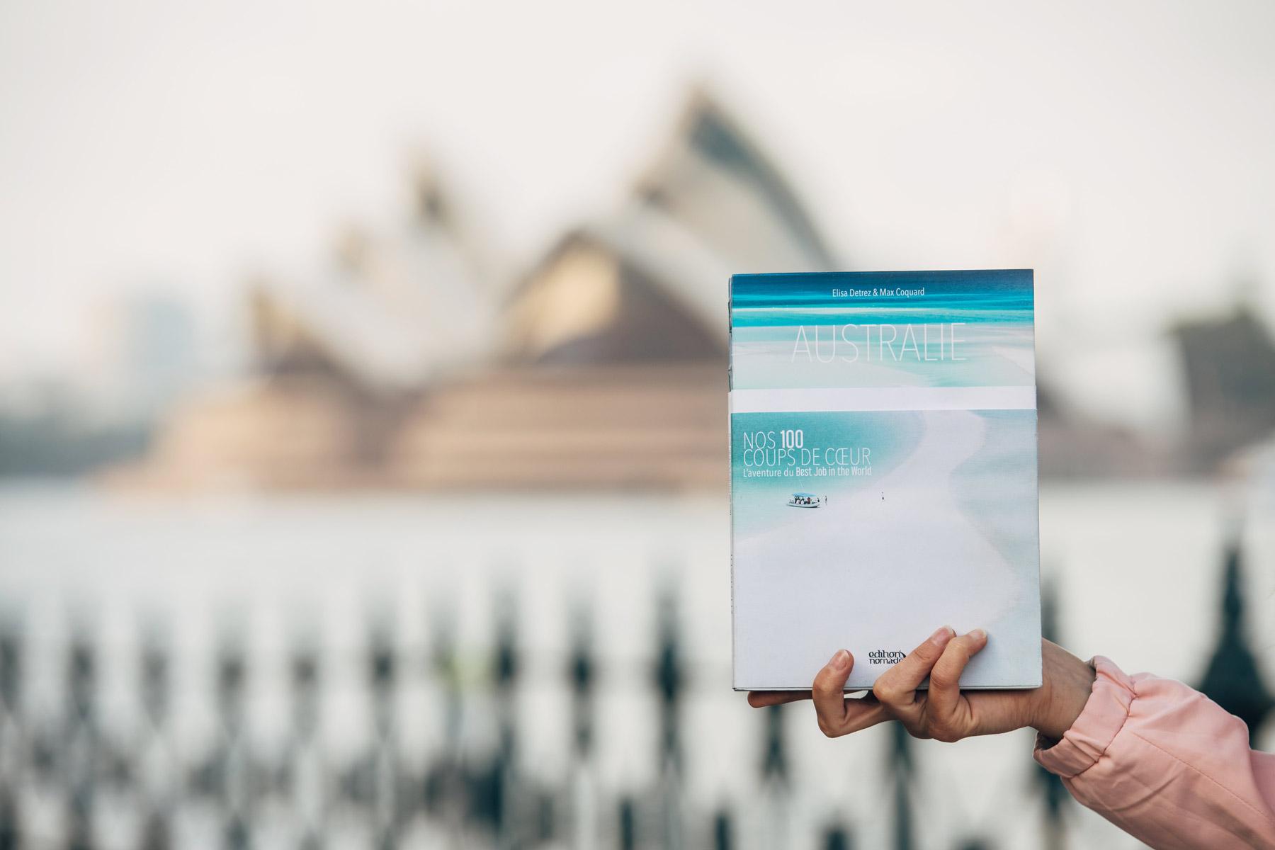 Livre Bestjobers Australie