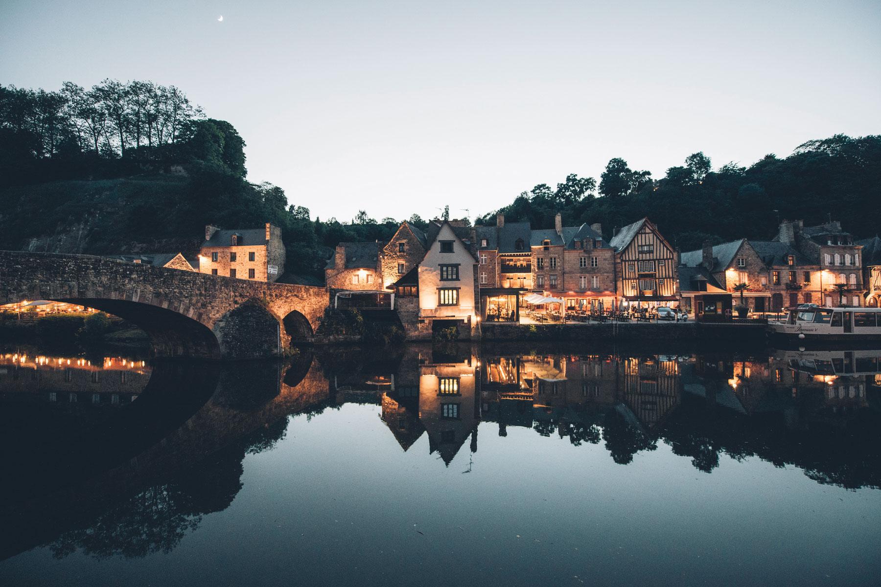 Visiter Dinan en Bretagne