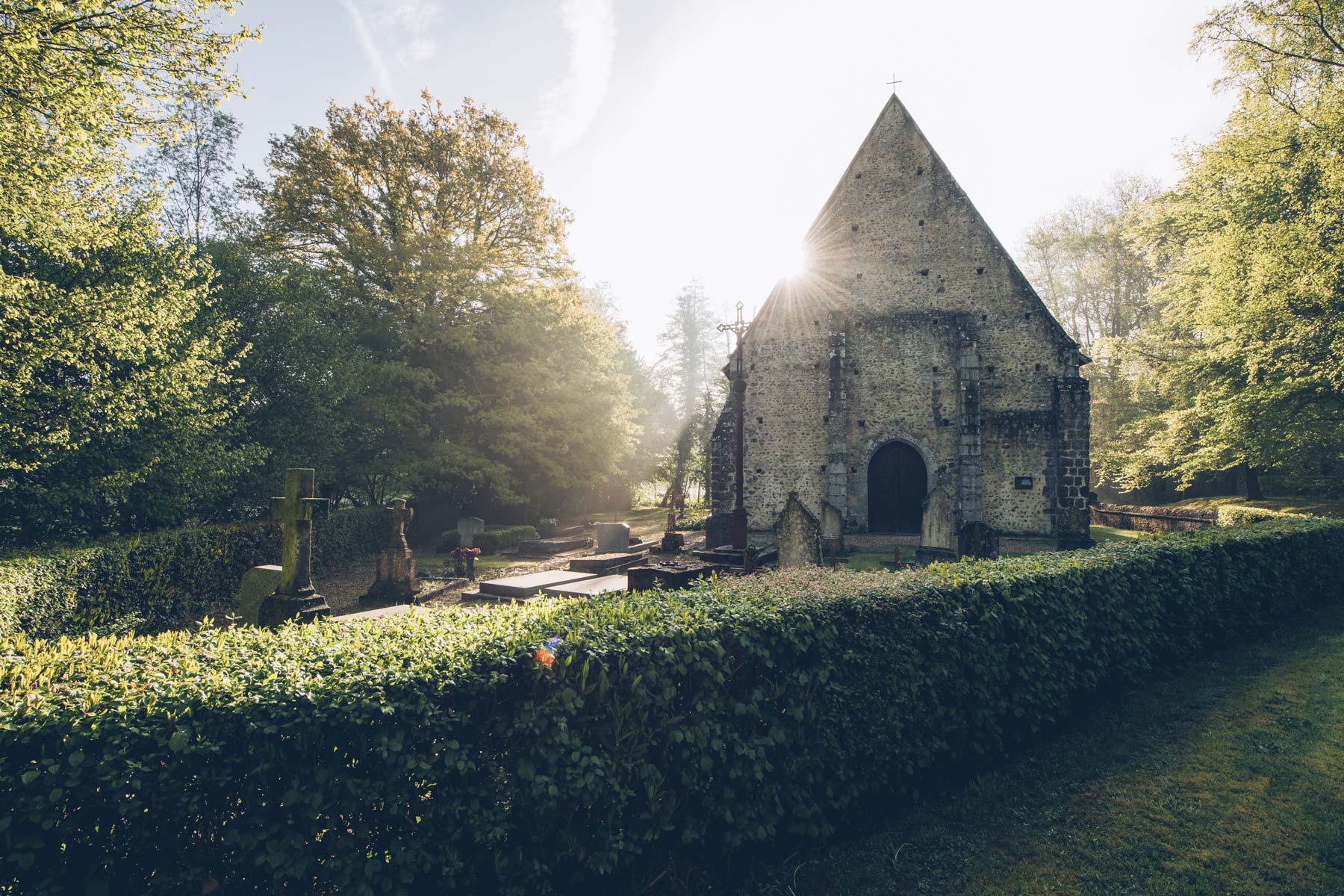 Chapelle de Reveillon, La Ferté Vidame