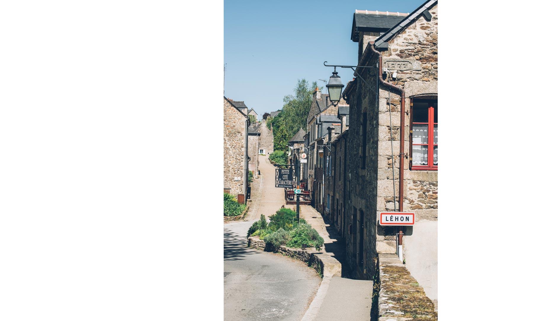 Léhon, Bretagne