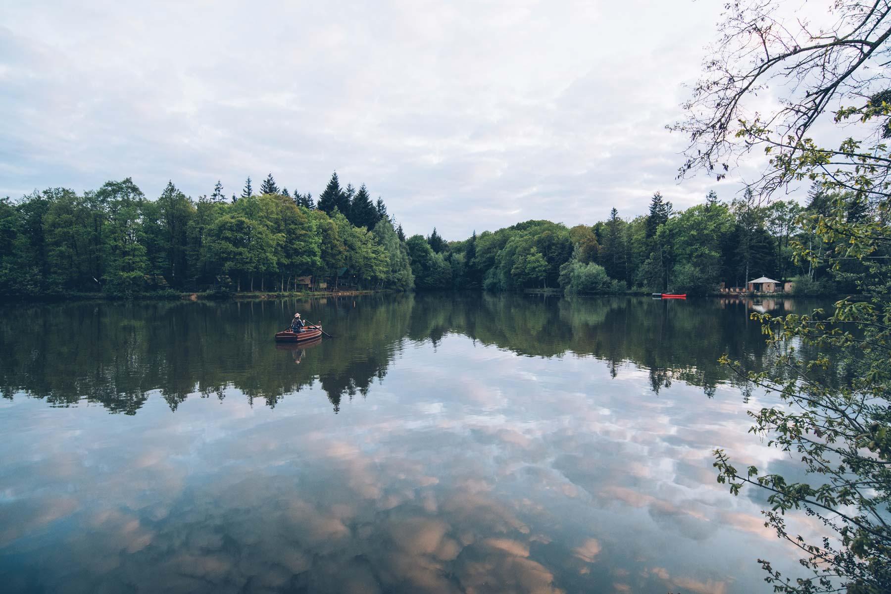 Village Huttopia, Eure et Loir