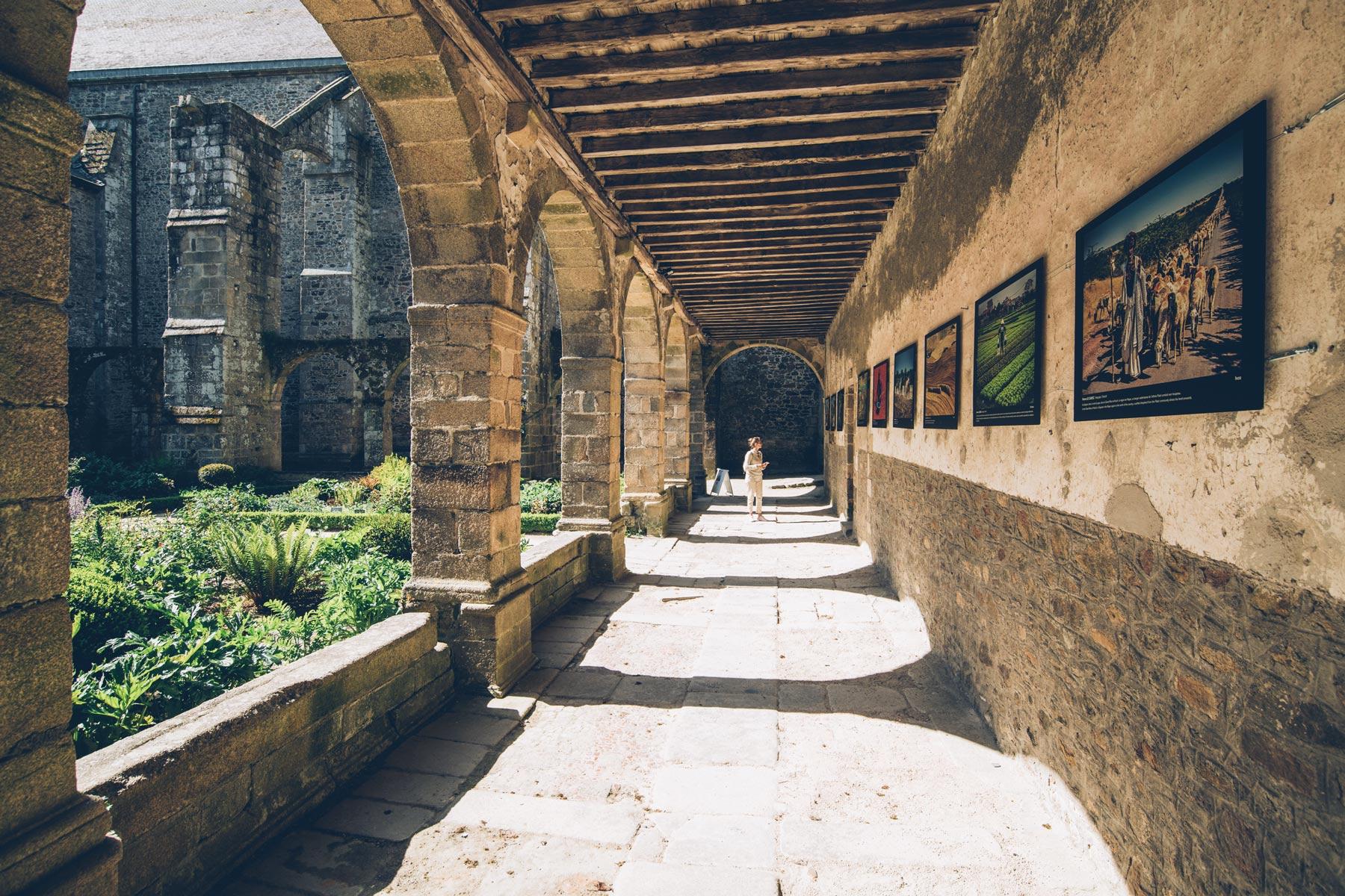Abbaye de Léhon, Dinan Cap Fréhel