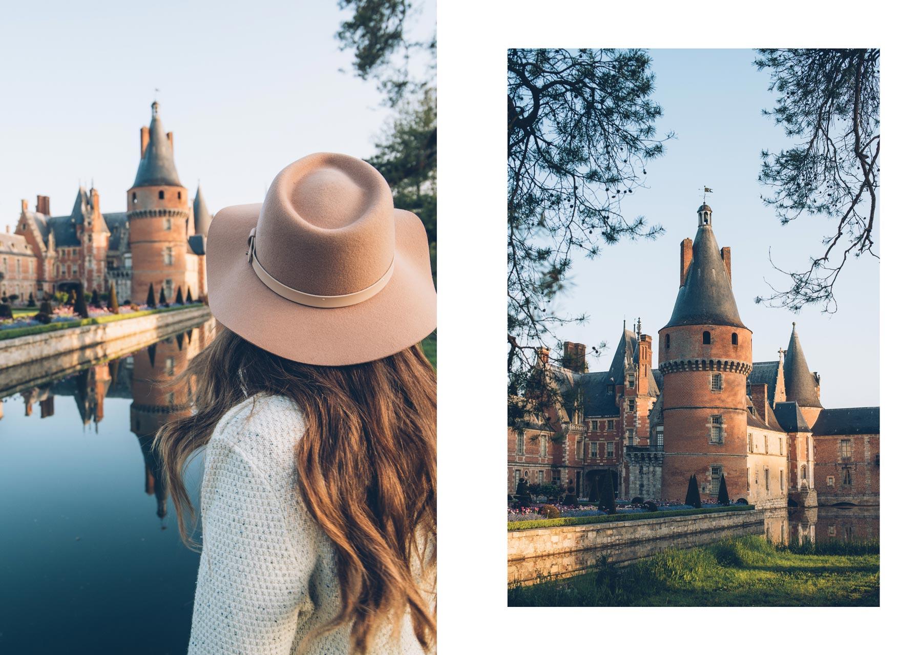 Chateau de Maintenon, Notre coup de coeur