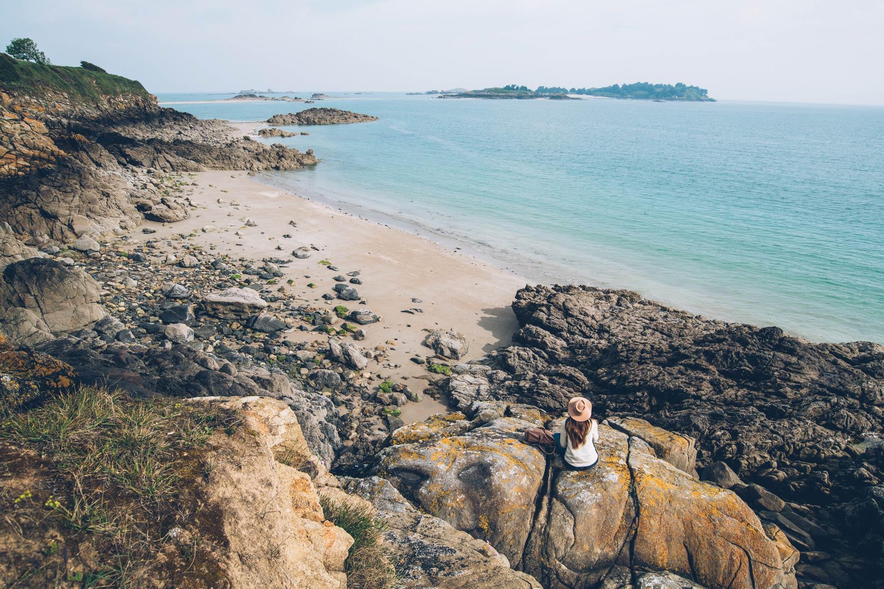 Photo: St Jacut de la Mer
