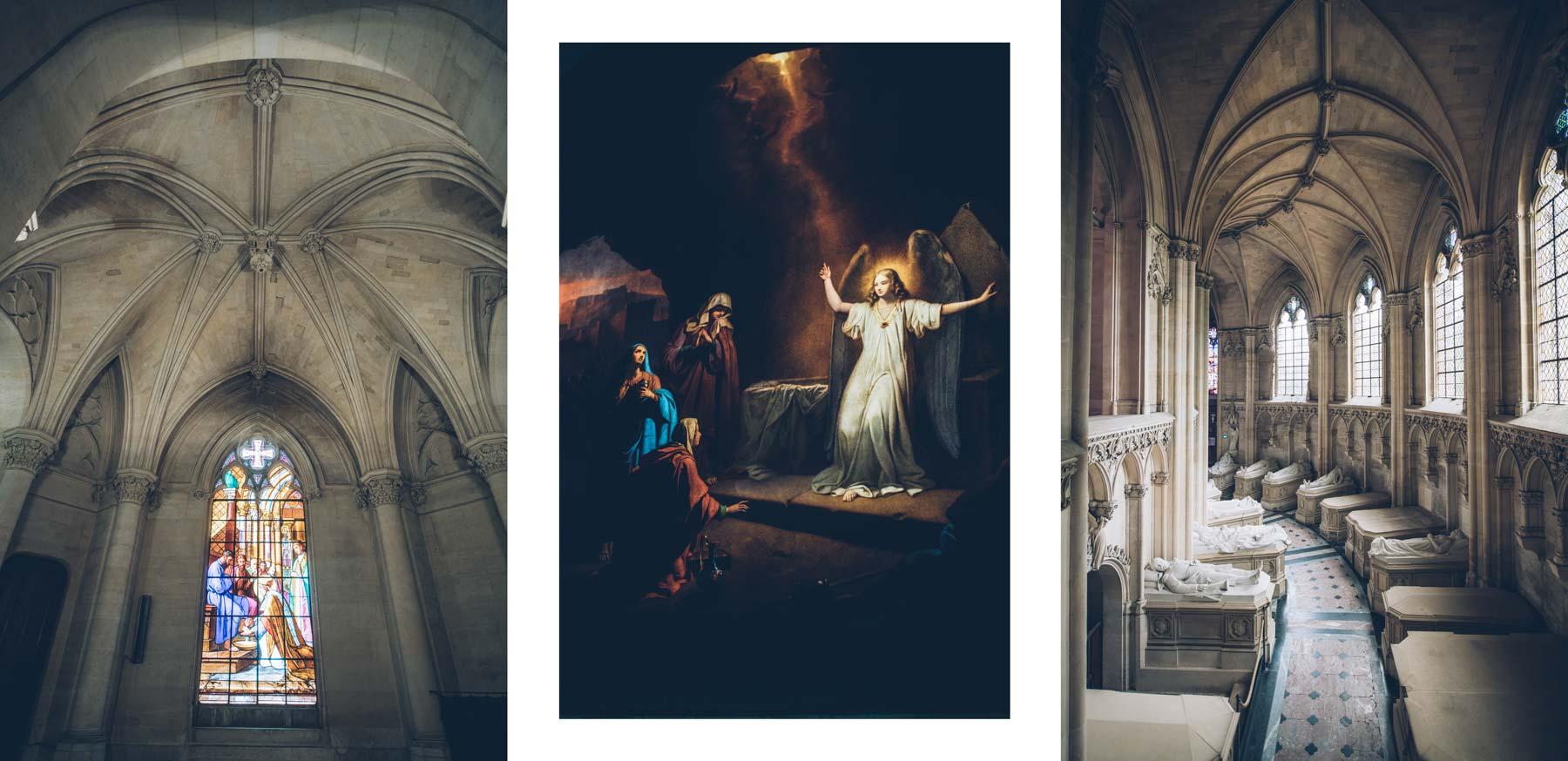 Dreux, Eure et Loir, La chapelle Royale