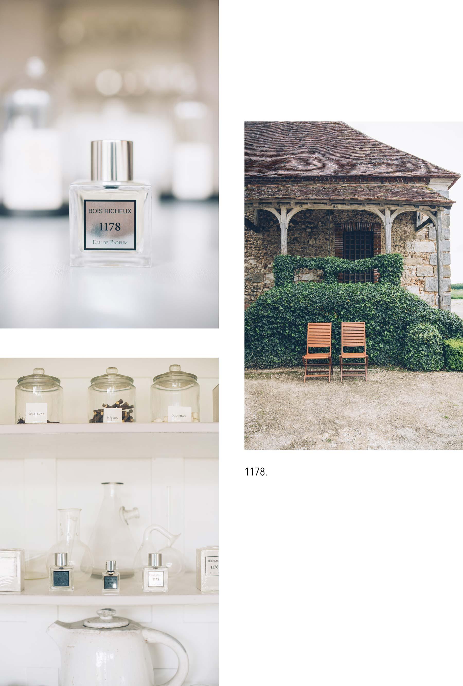 Parfum 1178, Bois Richeux