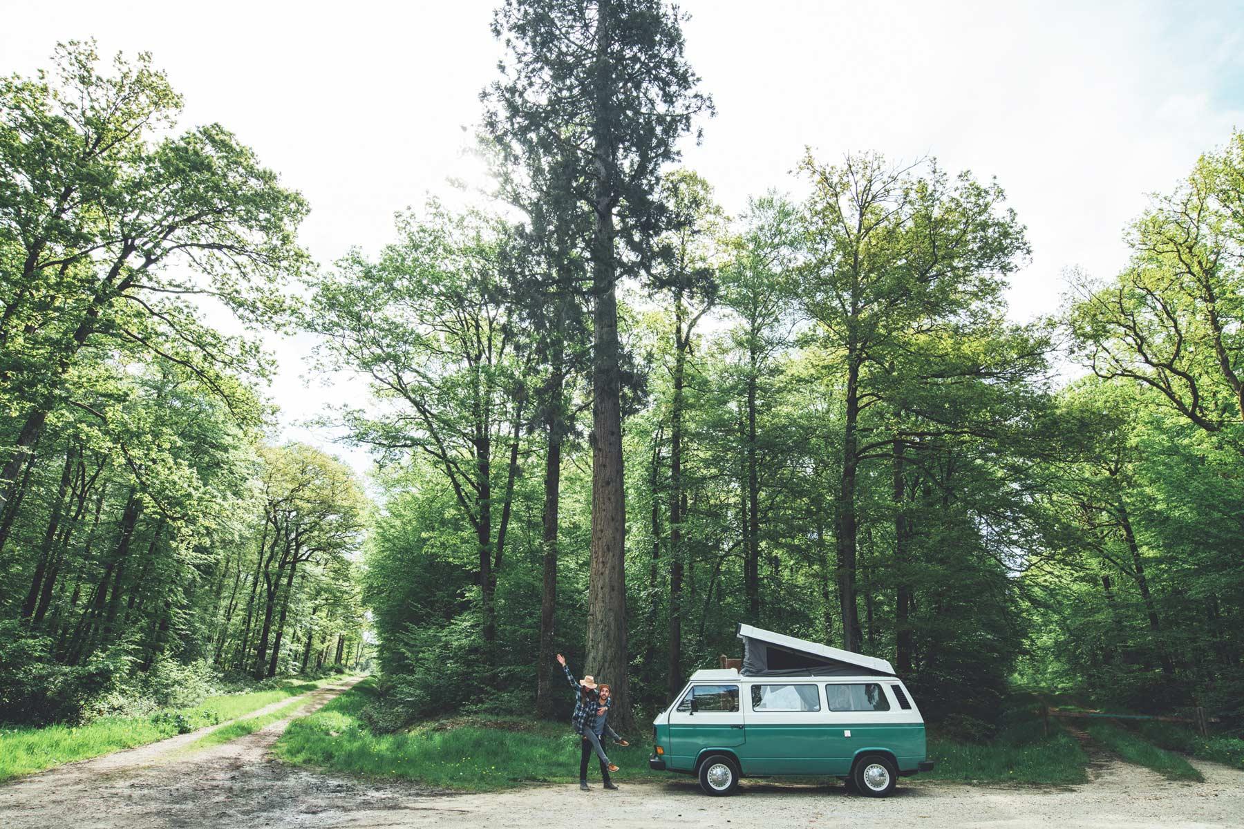 Markus: Van Volkswagen T3 vert