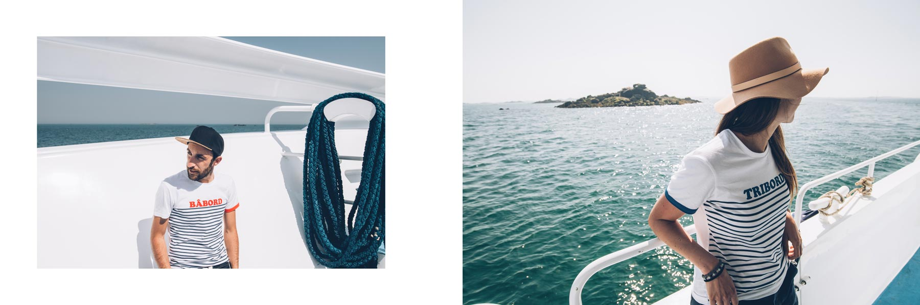 Ferry pour les Iles Chausey