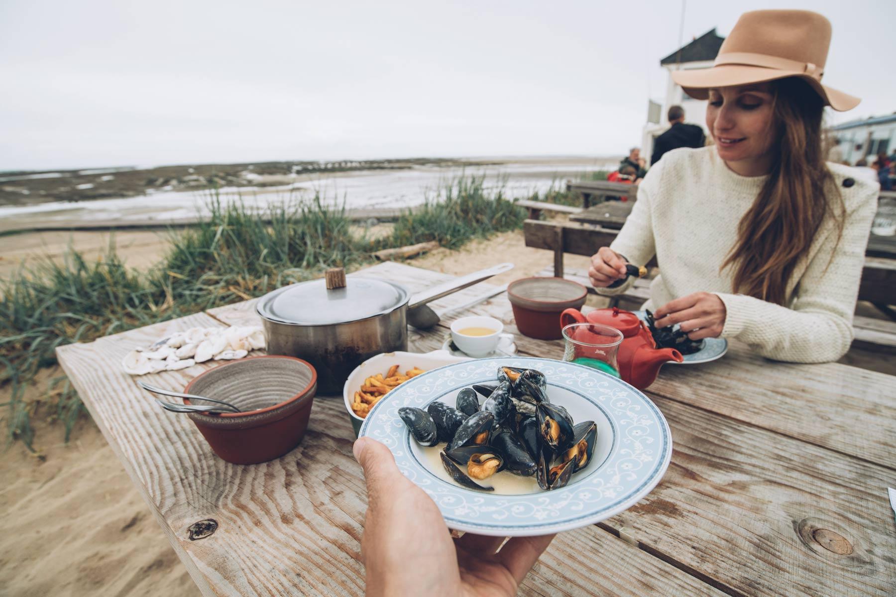 Restaurant La Cale, La Manche