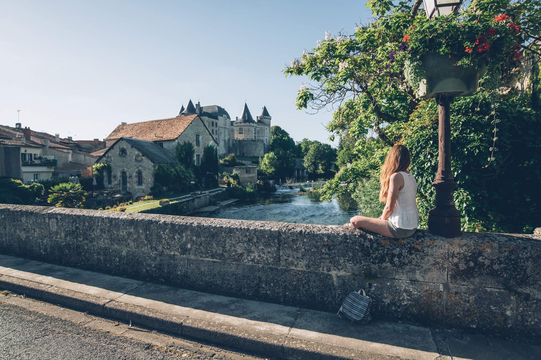 Verteuil sur Charente, Le moulin